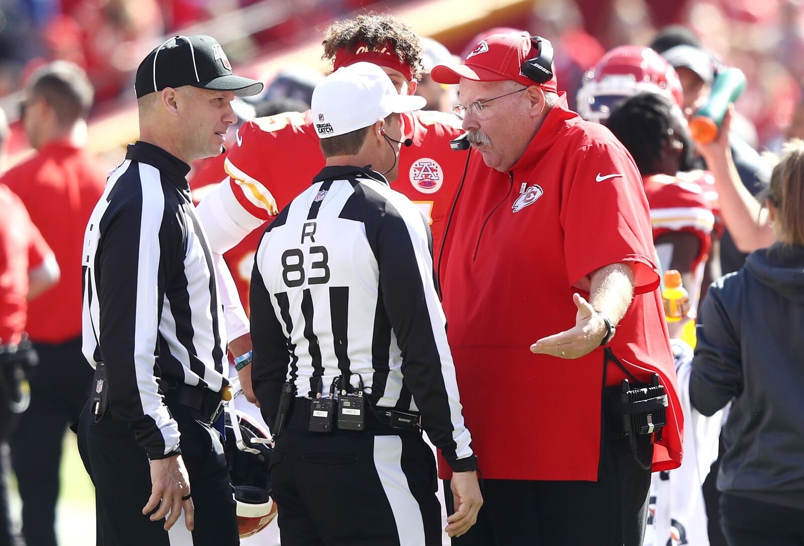 It's time for Kansas City to start panicking about the Chiefs