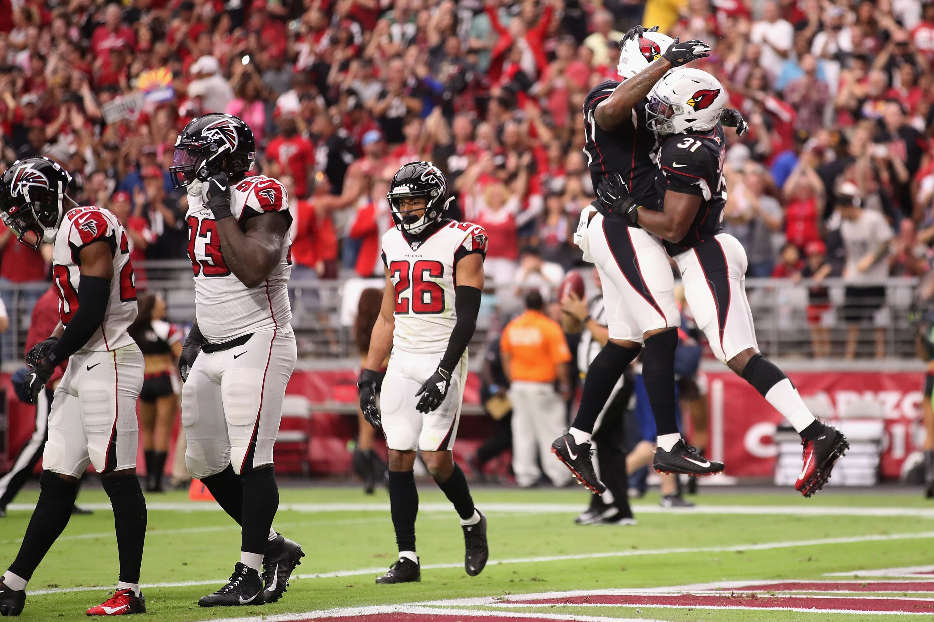 Falcons, Dan Quinn, Matt Bryant tie a bow on worst week in Atlanta sports history