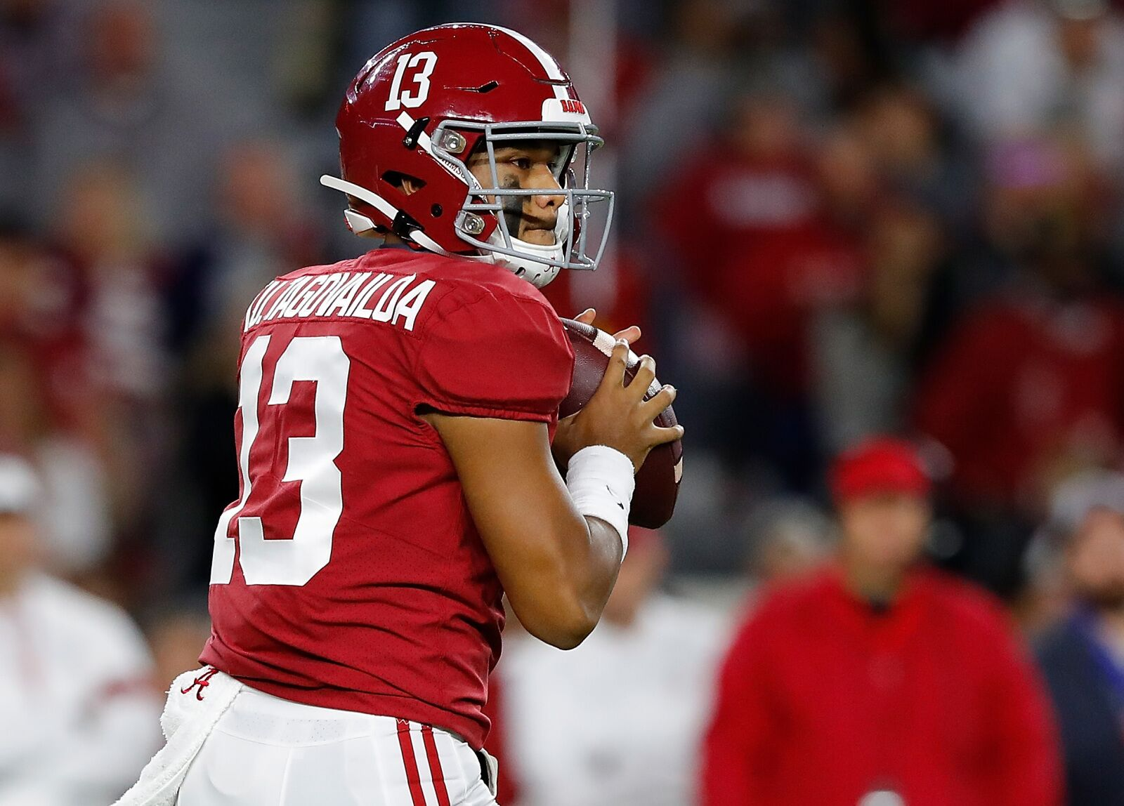 Can Alabama keep rolling without Tua Tagovailoa or Mac Jones?