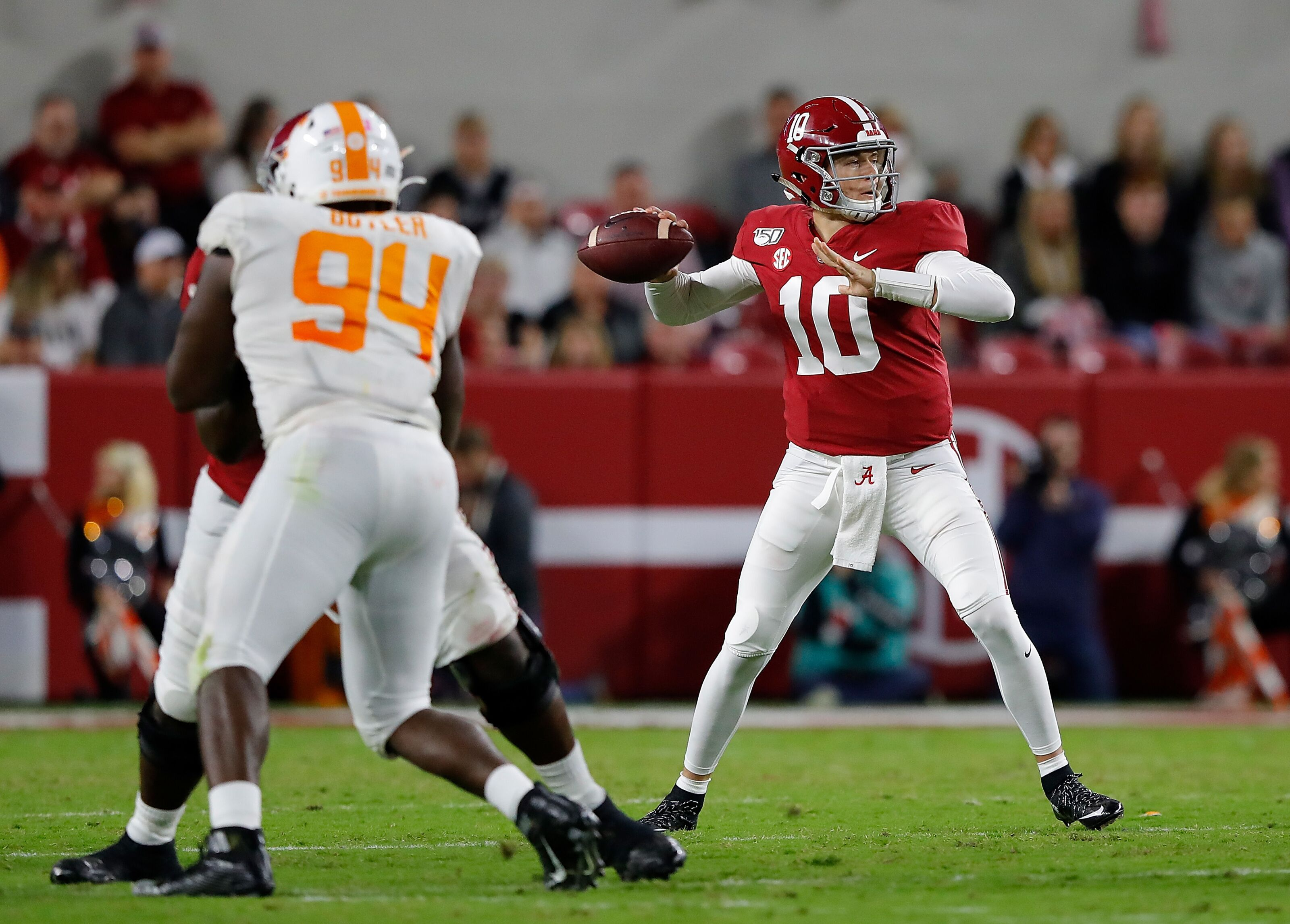 Who is Mac Jones? Get to know Tua's fill-in and Alabama's new starting quarterback