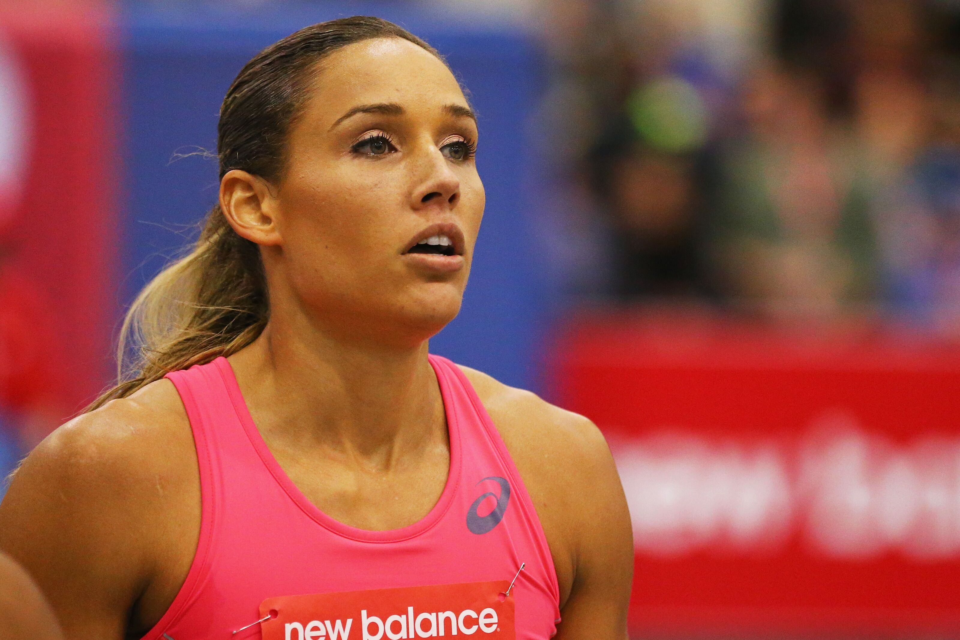 Lolo Jones on managing pain and chasing Olympic dreams
