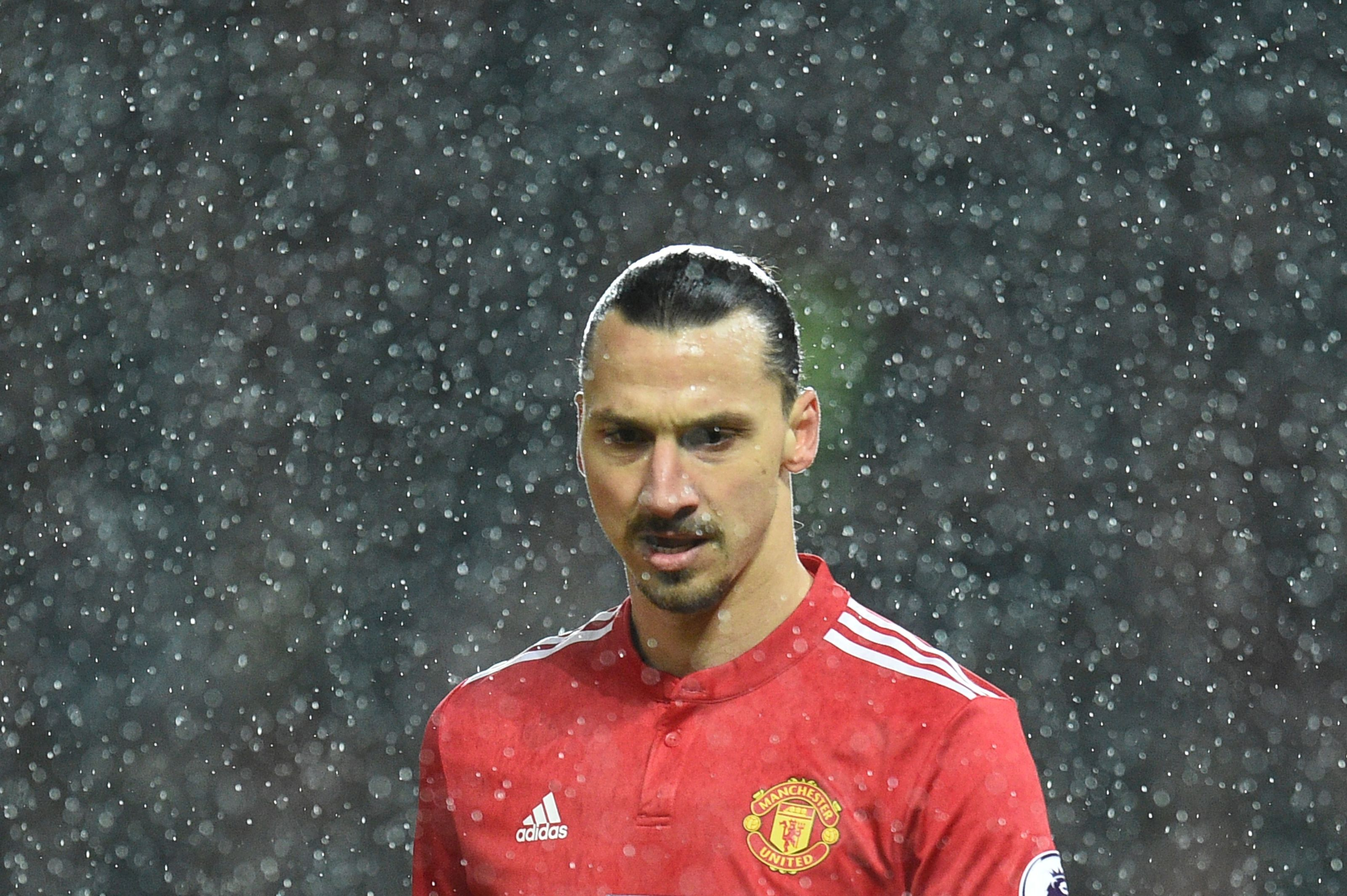 Zlatan Ibrahimovic and Manchester United need each other