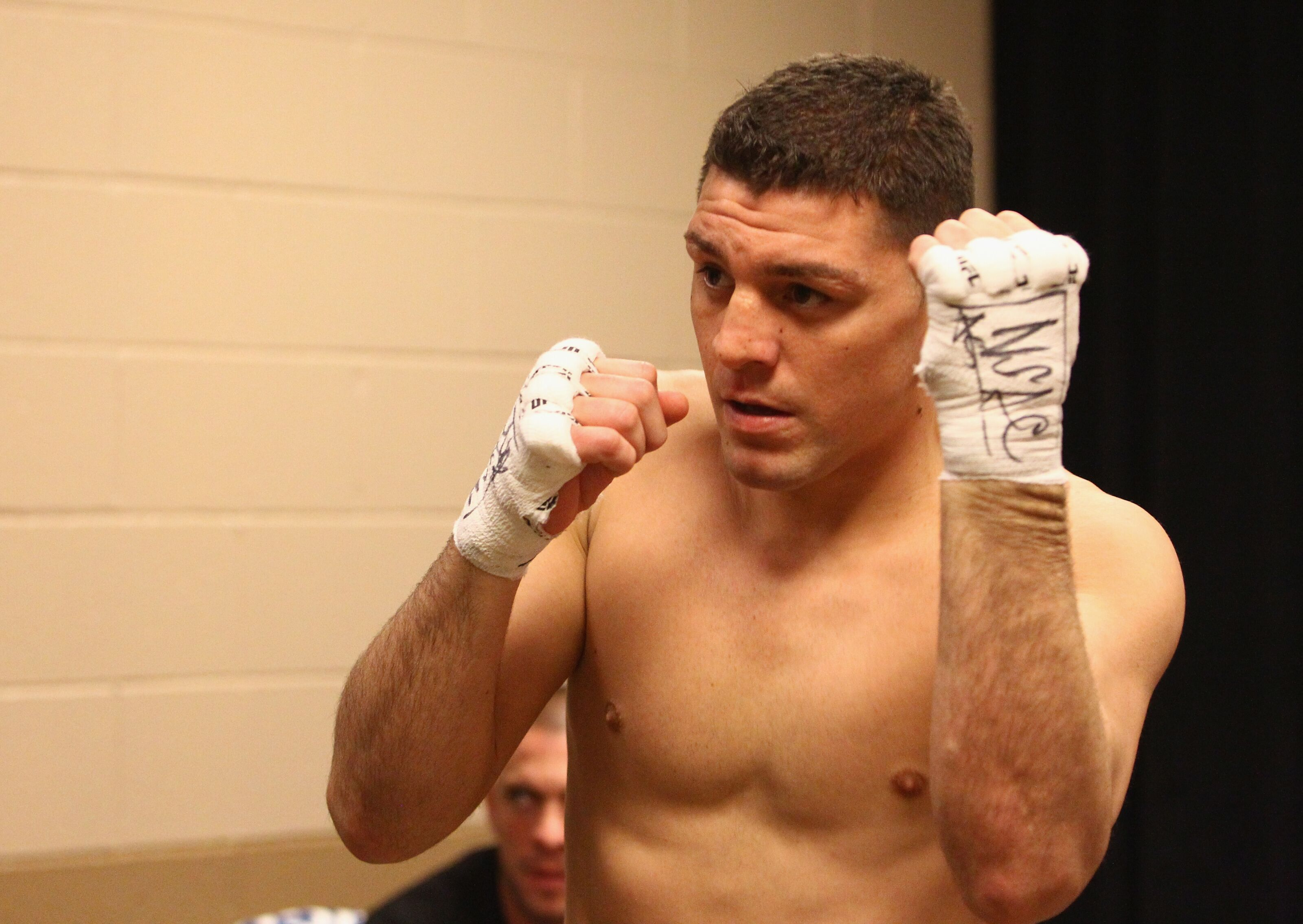 Twitter reacts to Nick Diaz's rambling, incoherent first interview in years