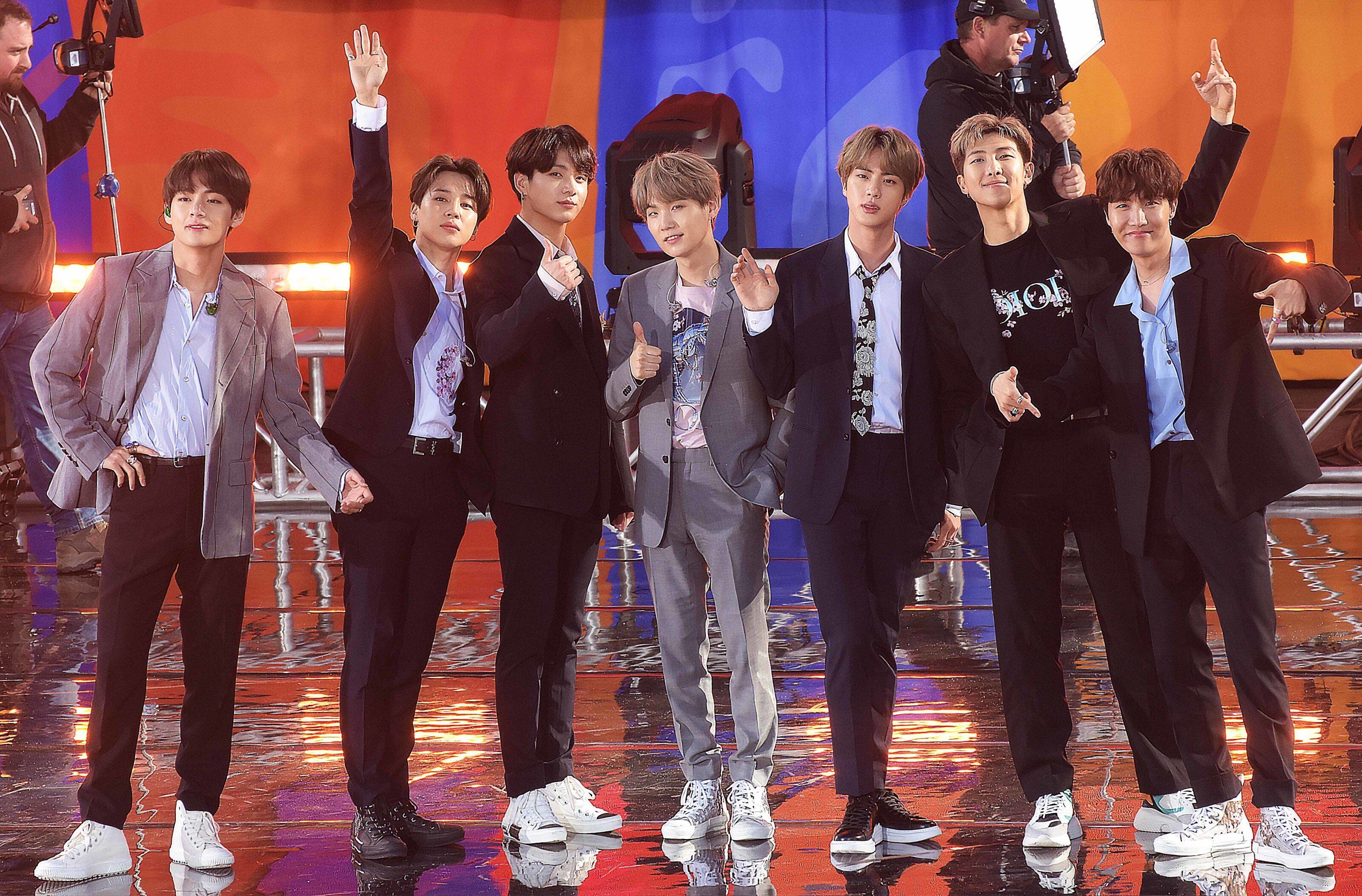 FanSided 250: BTS was the hottest music fandom of 2019