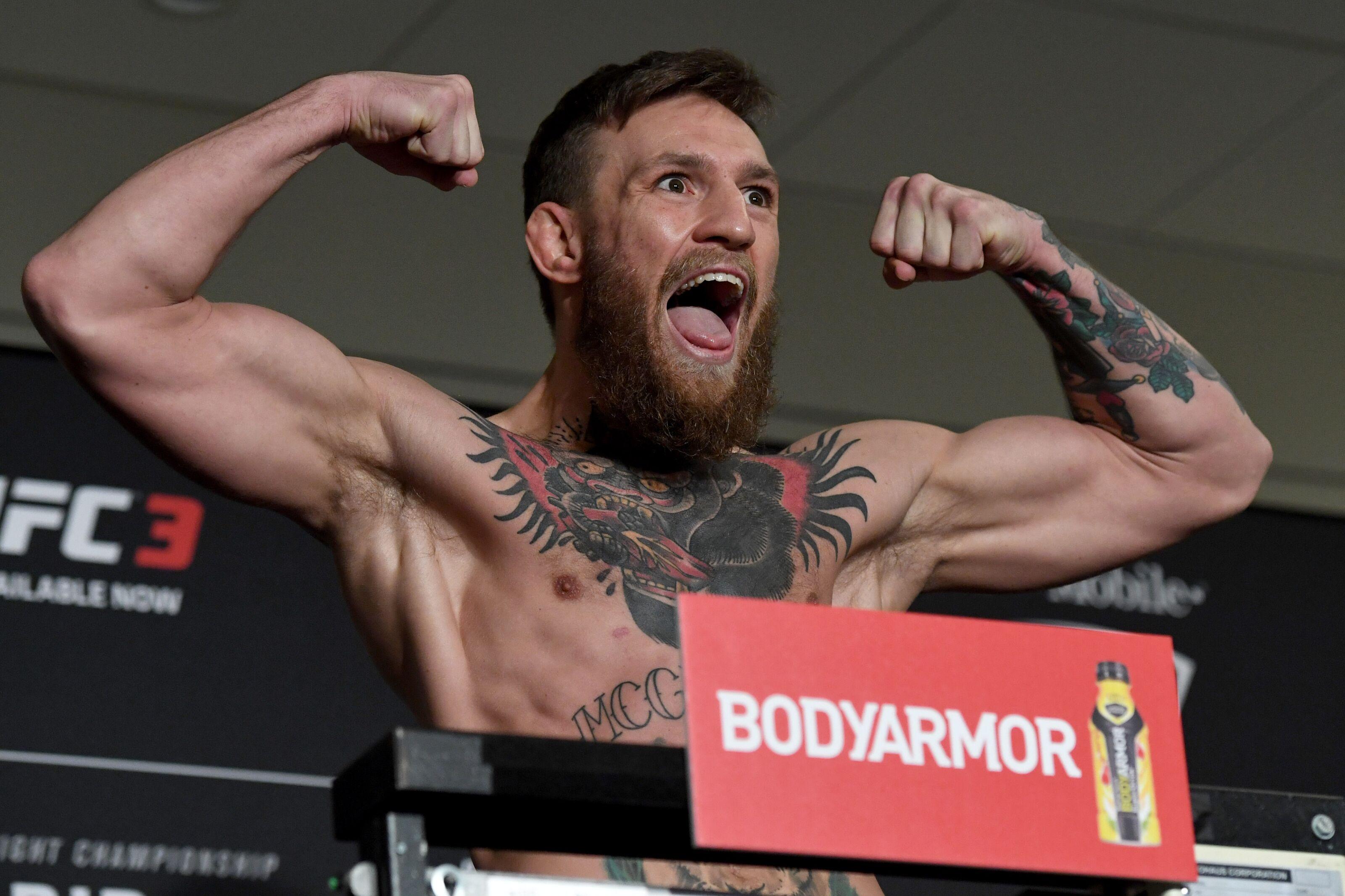 UFC 246: Conor McGregor vs. Cowboy Cerrone live weigh-in results
