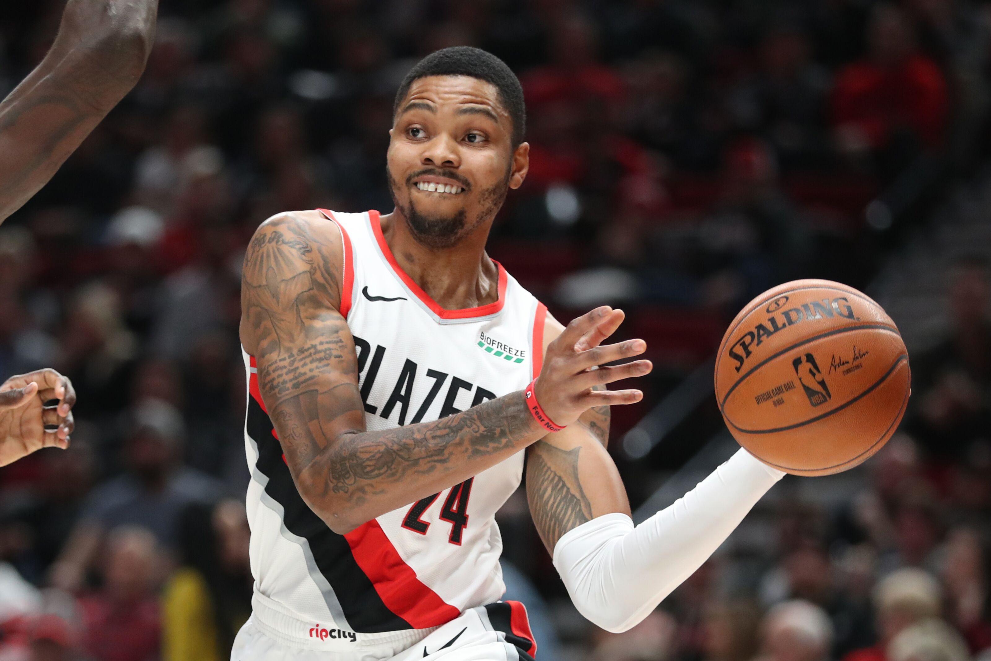 NBA Trade Grades: Blazers dealing Kent Bazemore to Kings for Trevor Ariza