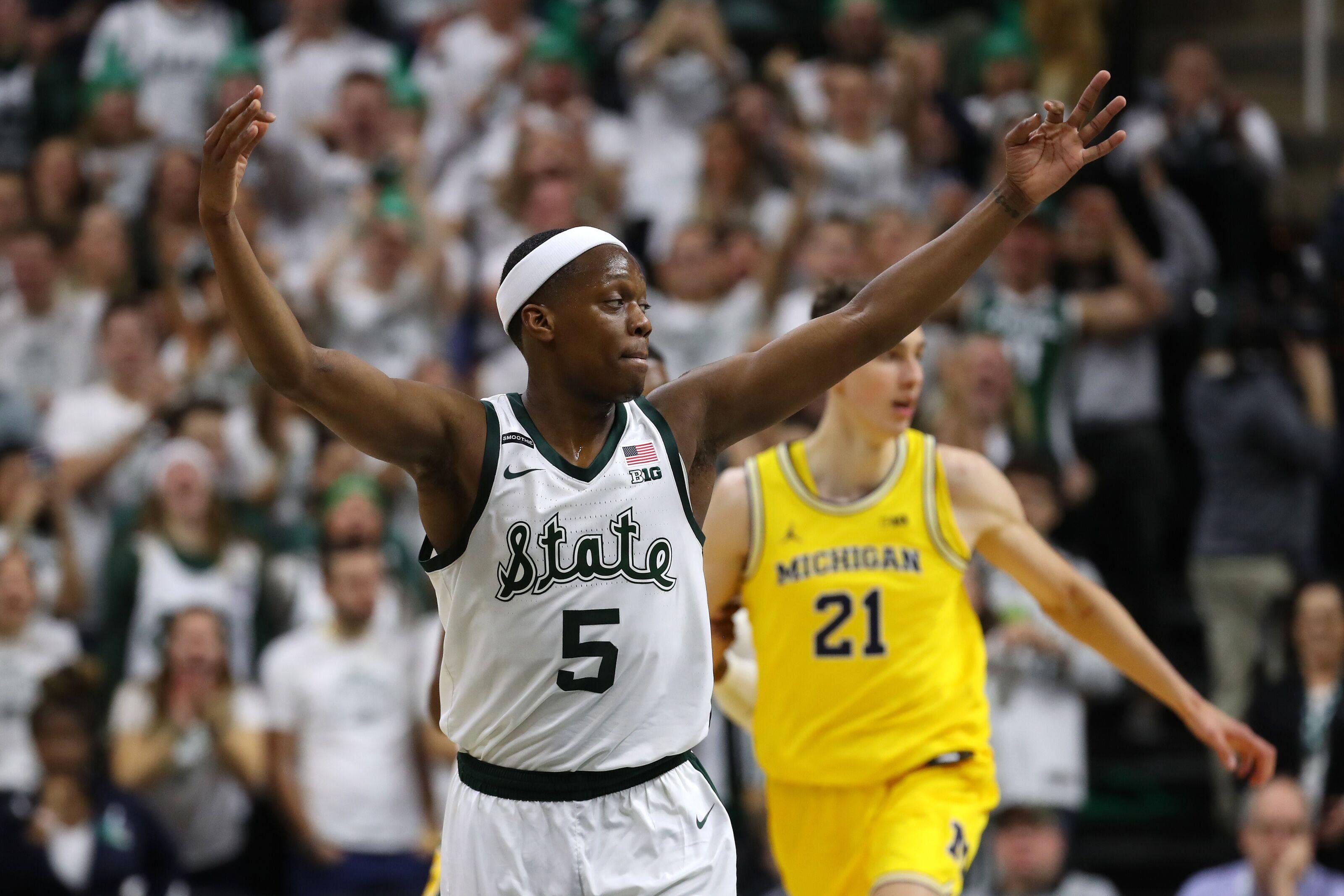College Basketball Rankings Top 25 Duke Kansas Michigan