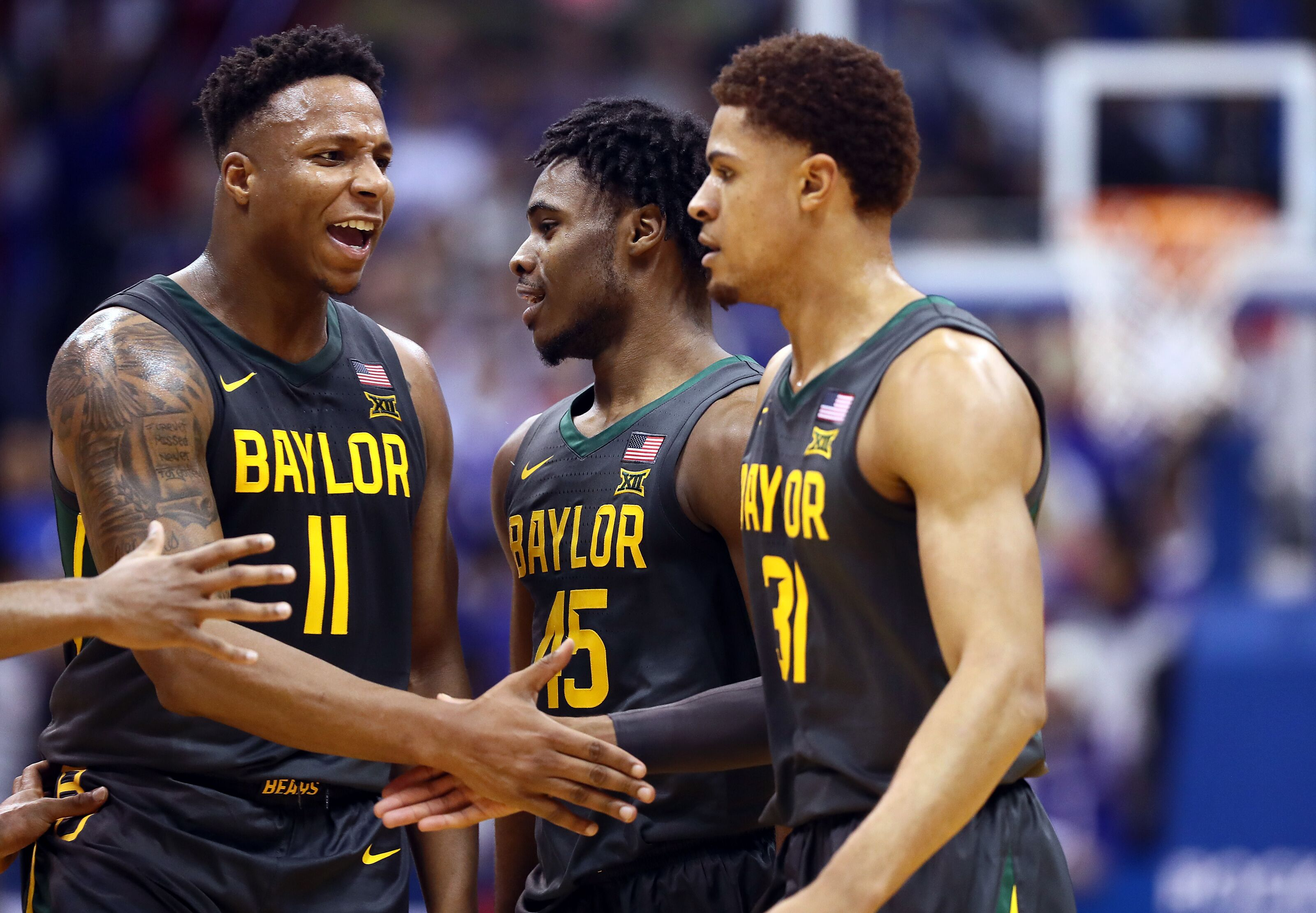 College Basketball Rankings Does Baylor Deserve No 1 Spot