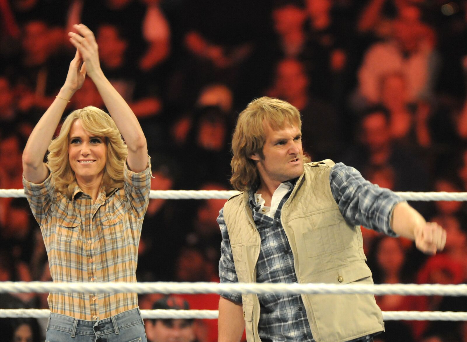 MacGruber (yes, that MacGruber) is set to return for a TV spinoff