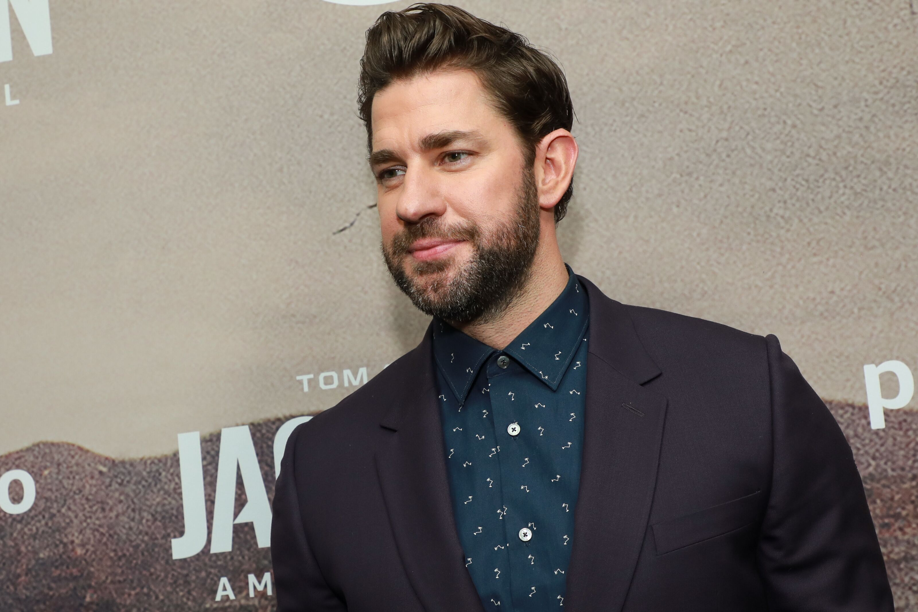 John Krasinski had a surprising encounter with Thor during his Captain America audition