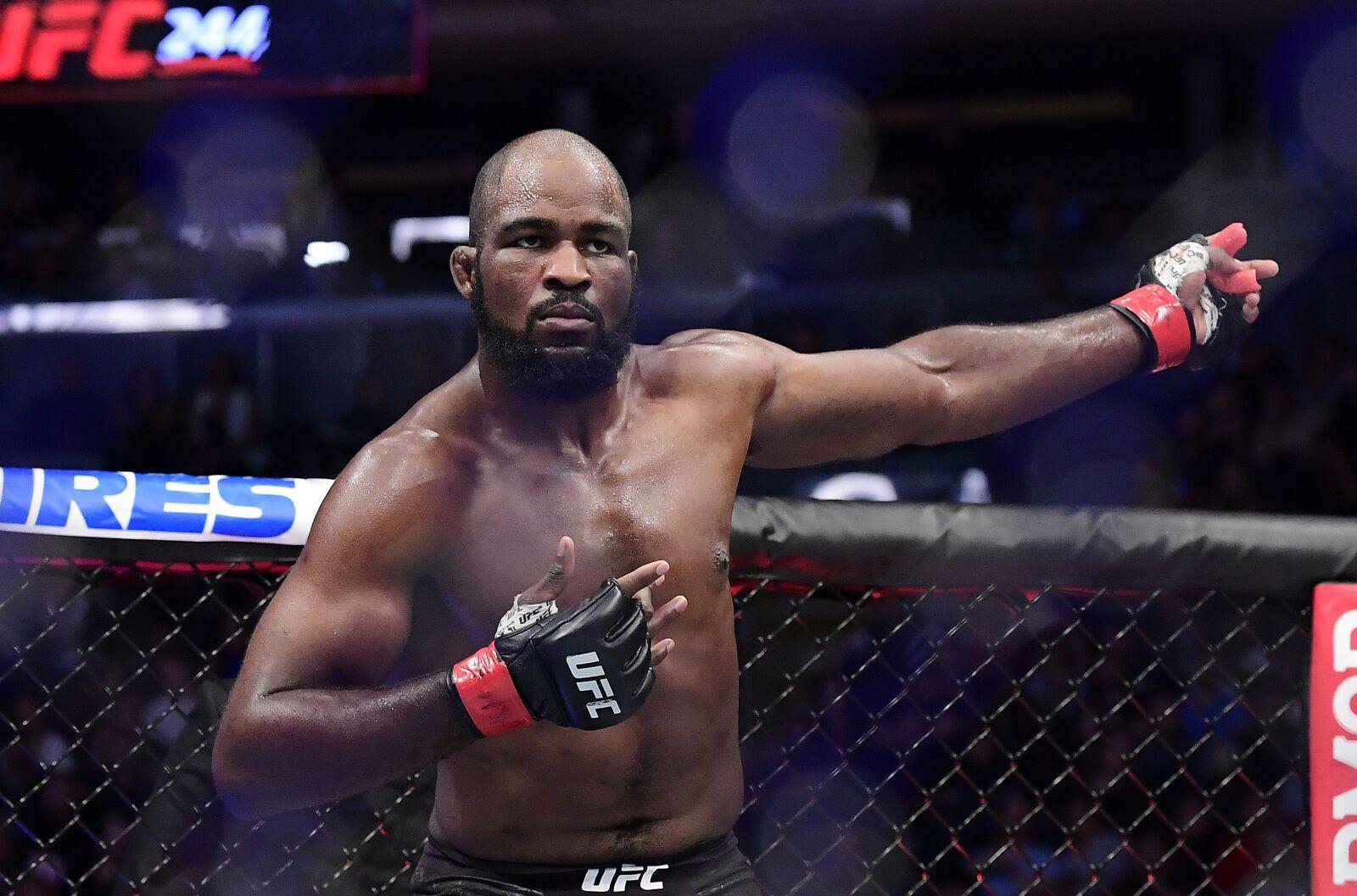 UFC Rio Rancho: Corey Anderson predicts 'domination' over Jan Blachowicz