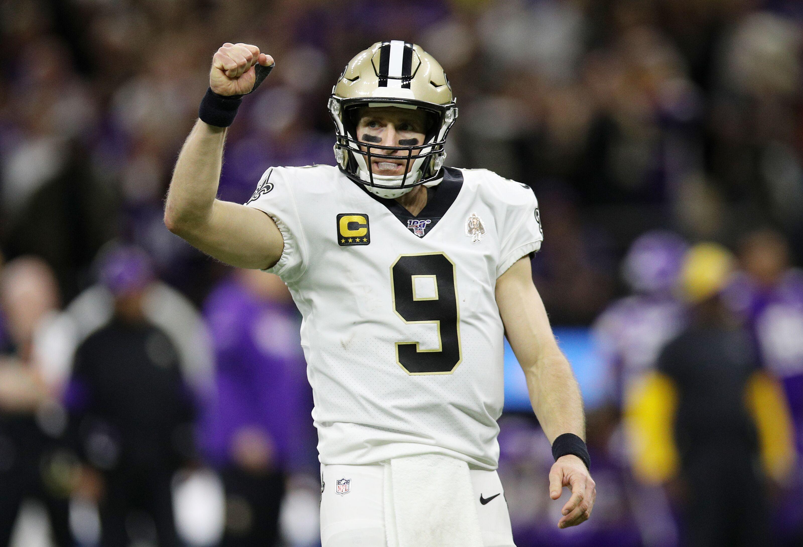 Saints' Drew Brees announces return to NFL for 2020 season