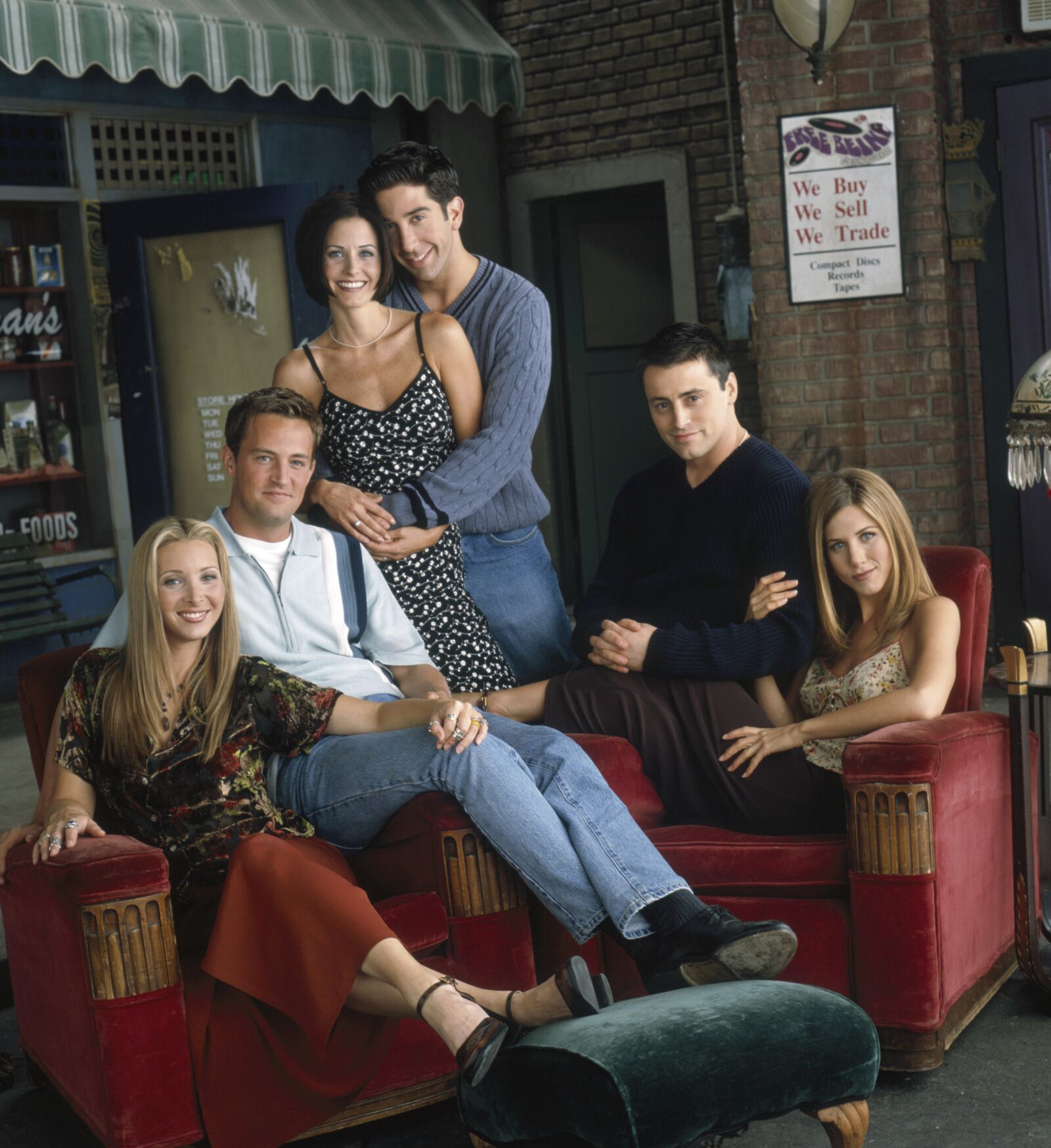 Friends reunion special hopes to pivot subscribers toward HBO Max
