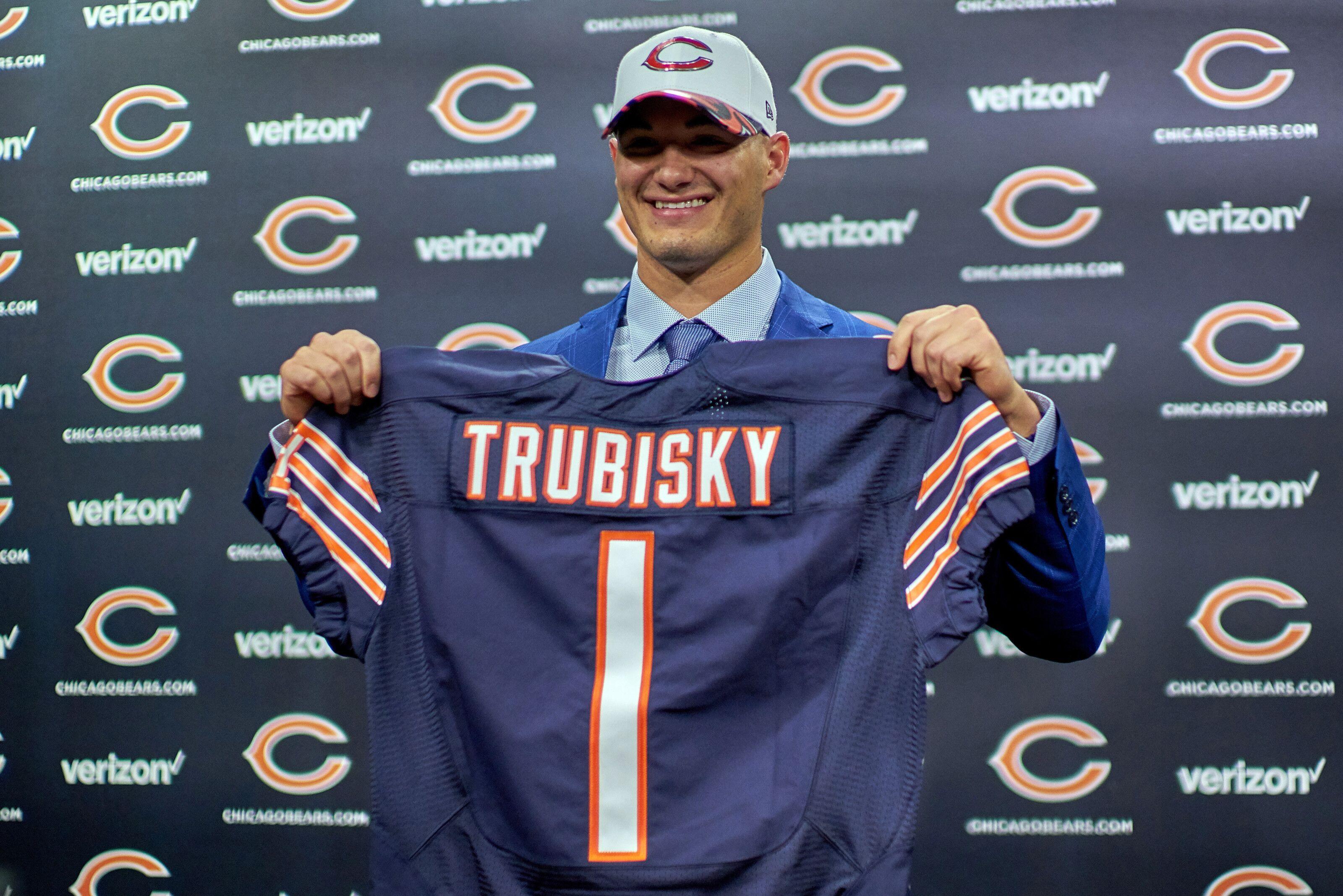 Chicago Bears 2017 NFL Draft retrospective