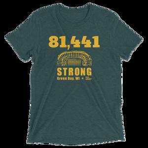 81,441 Strong Short Sleeve T-Shirt