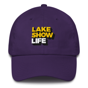 Lake Show Life Cotton Cap