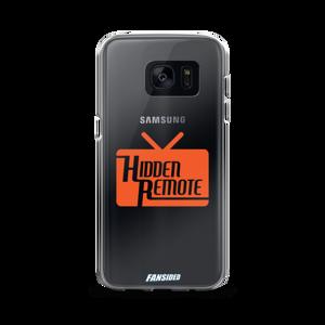 Hidden Remote Samsung Case