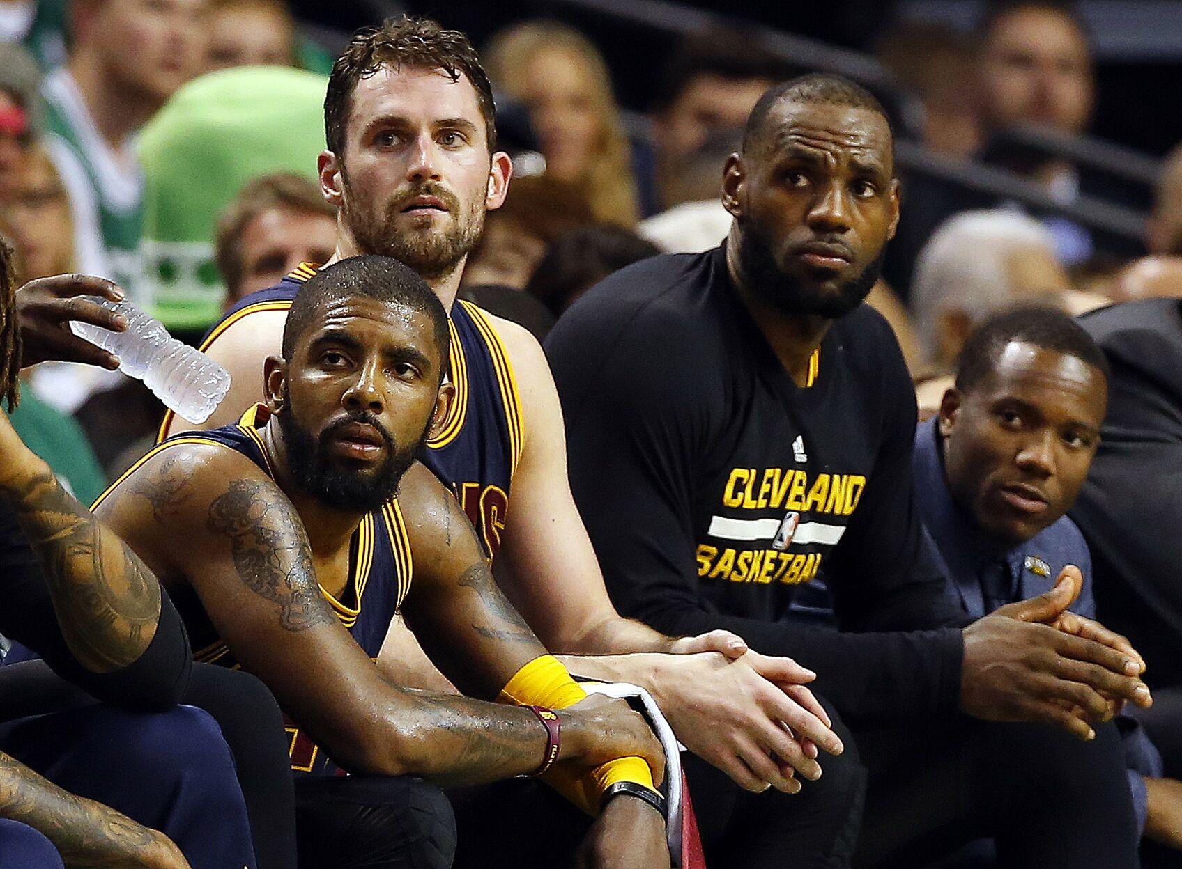 618bfd6b10d3 NBA Finals 2017  5 big questions for Warriors vs. Cavaliers matchup ...