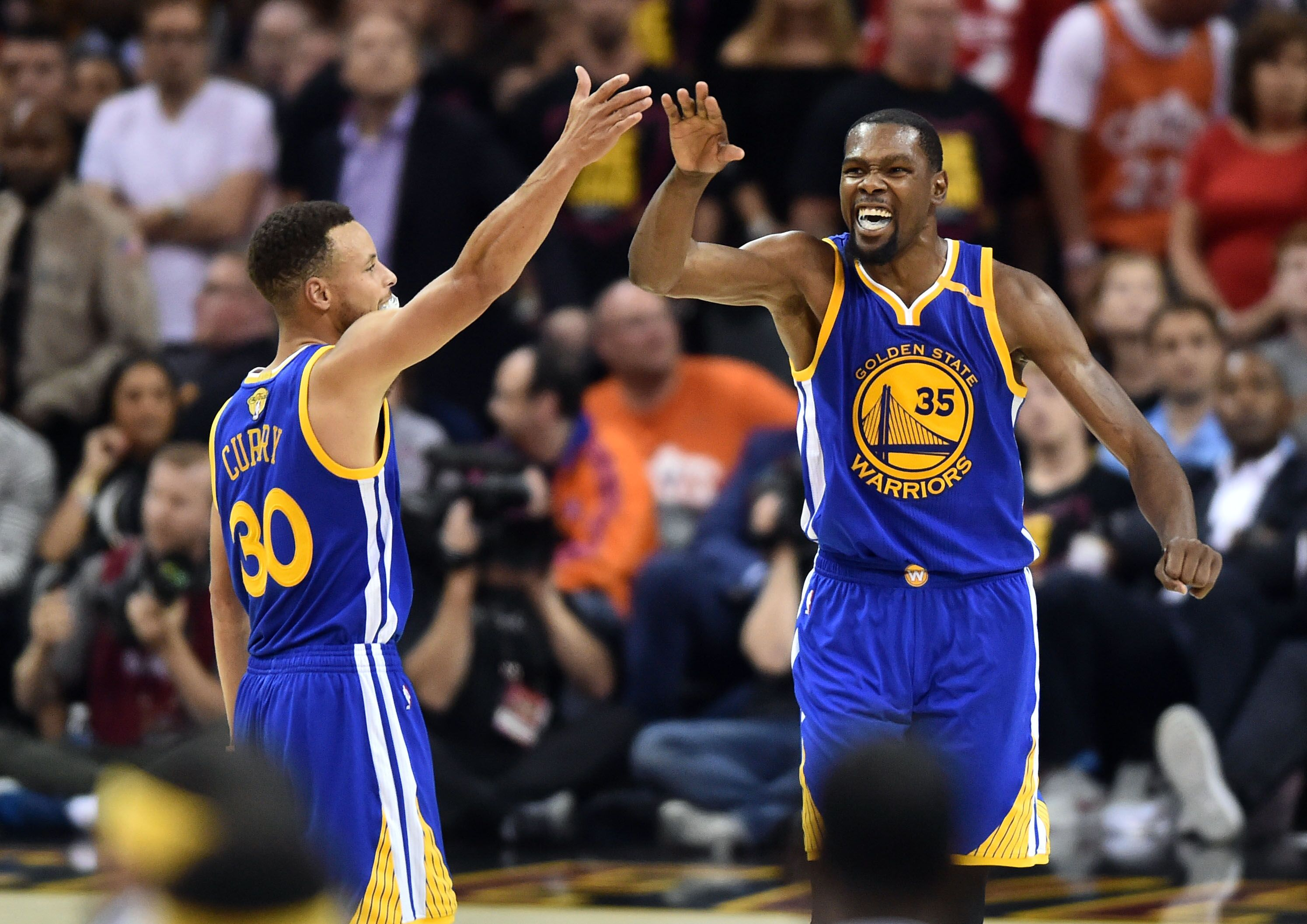 Jeopardy trolls Kevin Durant about his move to Golden State