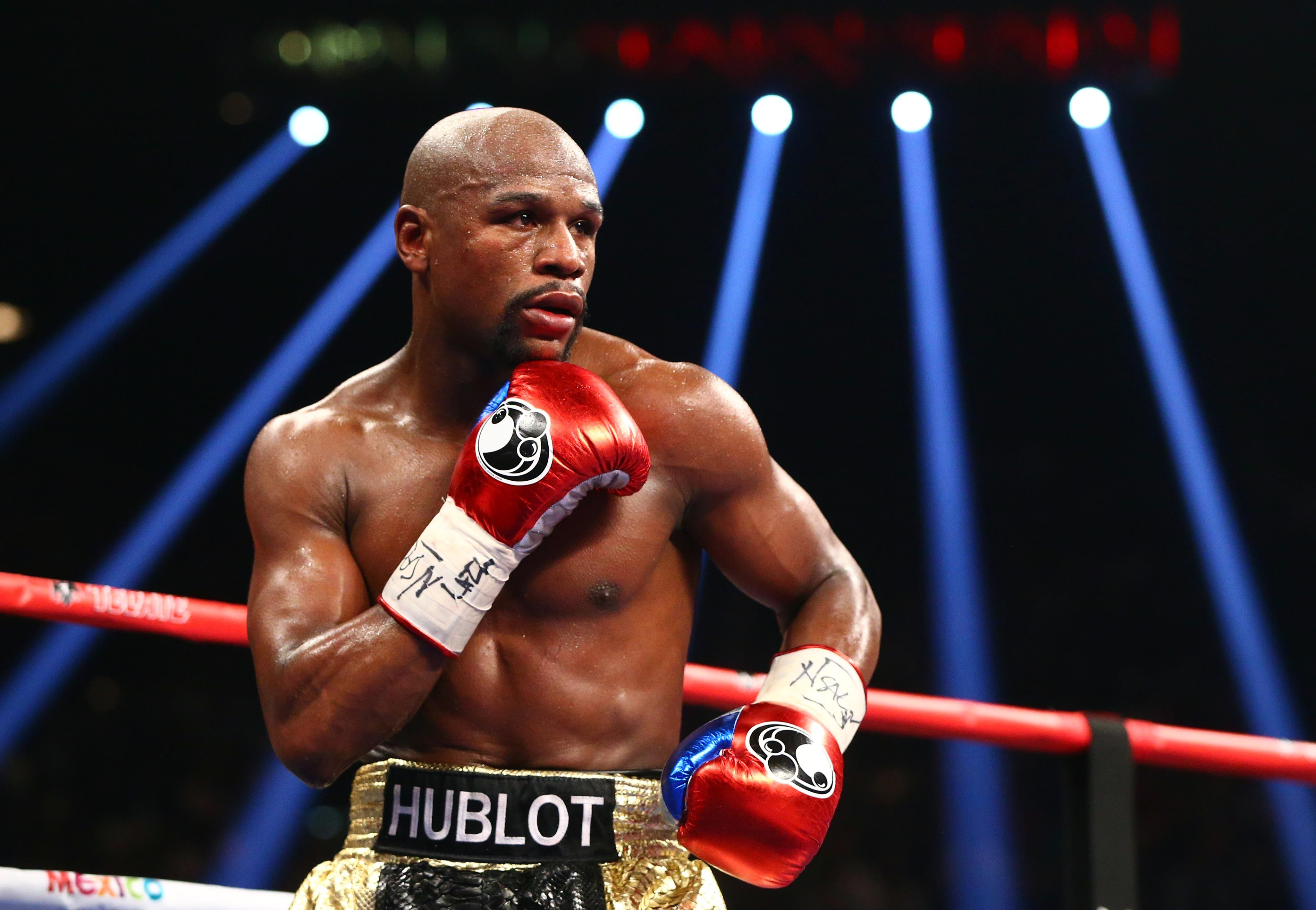 Floyd Mayweather vs. Conor McGregor officially booked for ...