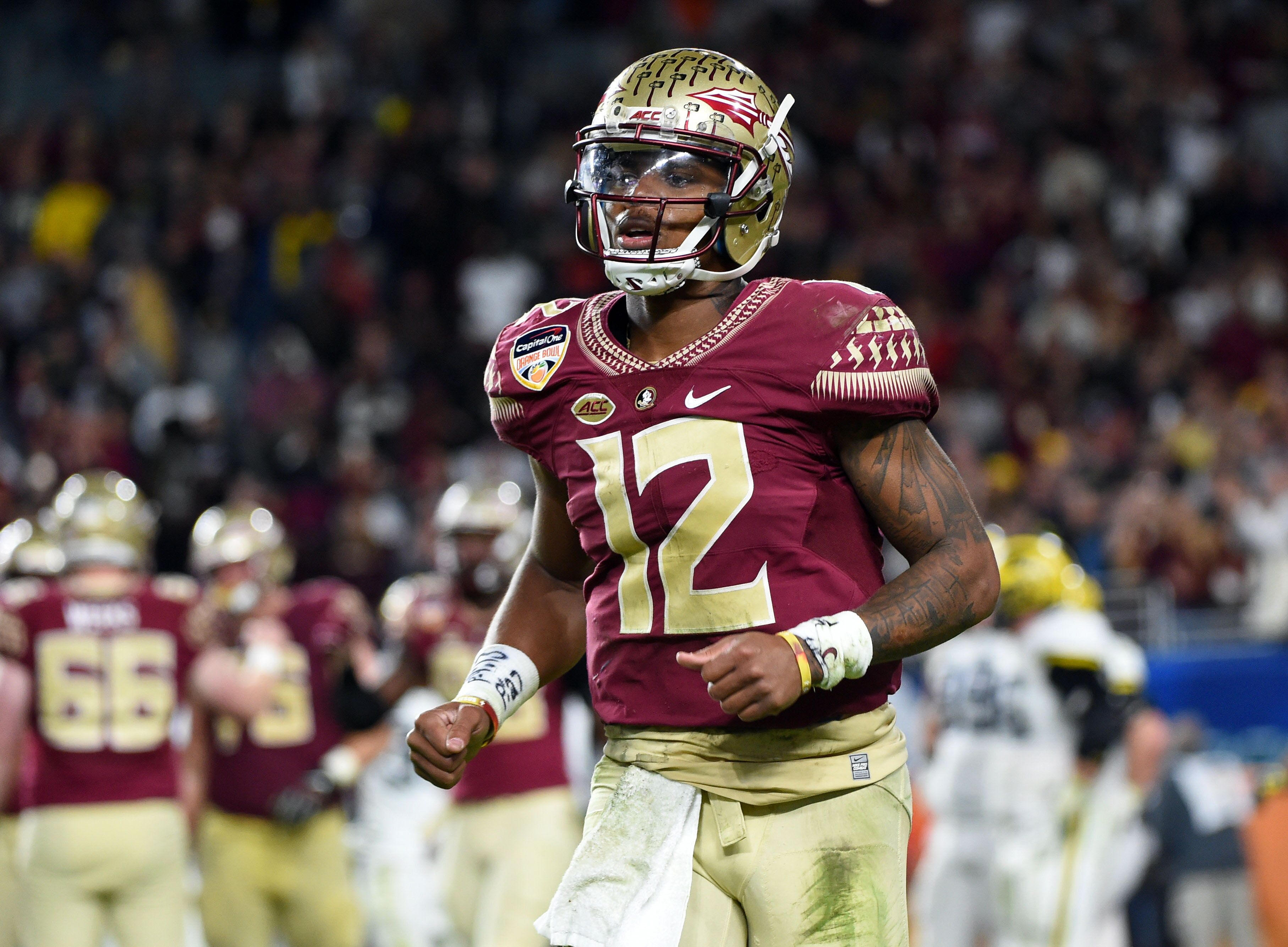 Florida state football 2017 projected seminoles depth chart voltagebd Image collections