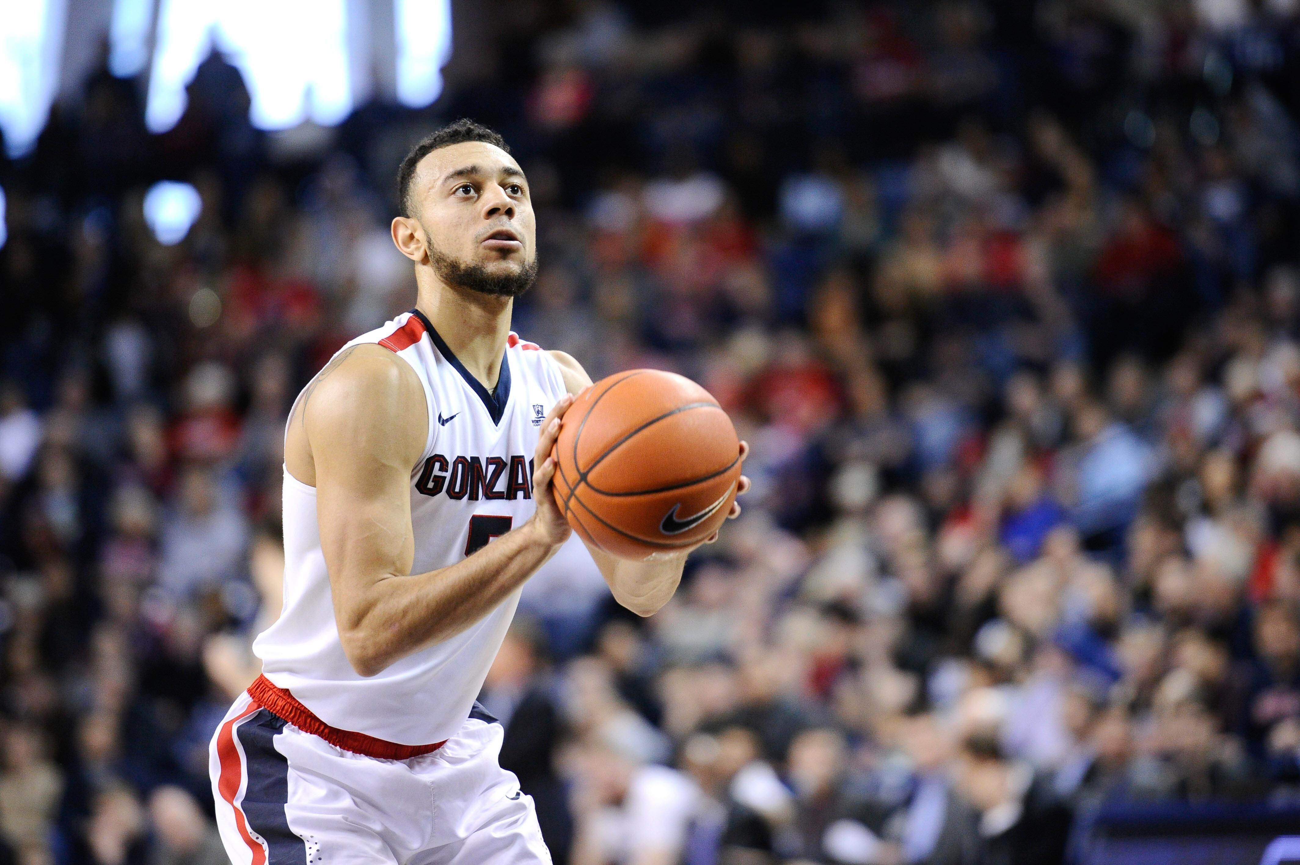 This is a photo of Lucrative Printable Gonzaga Basketball Schedule