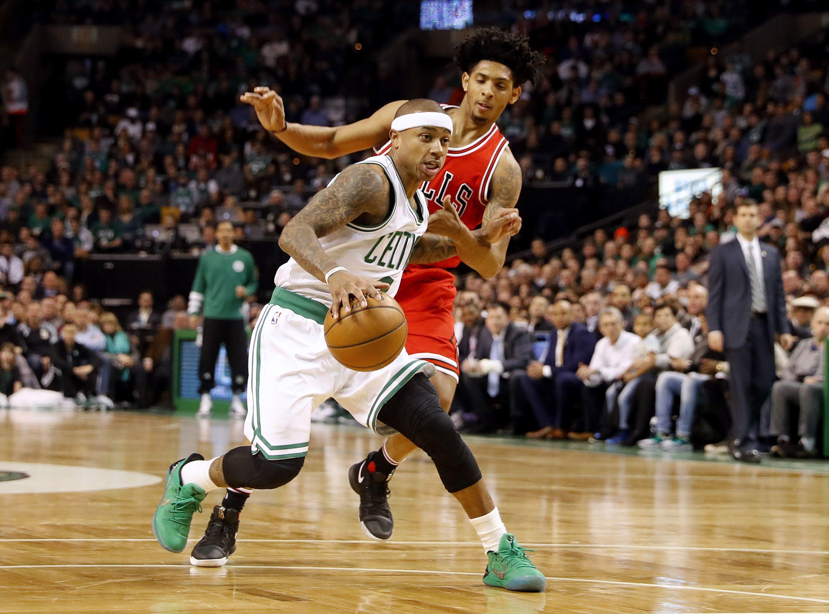 NBA Playoffs 2017: 5 Keys To Celtics Vs. Bulls Matchup