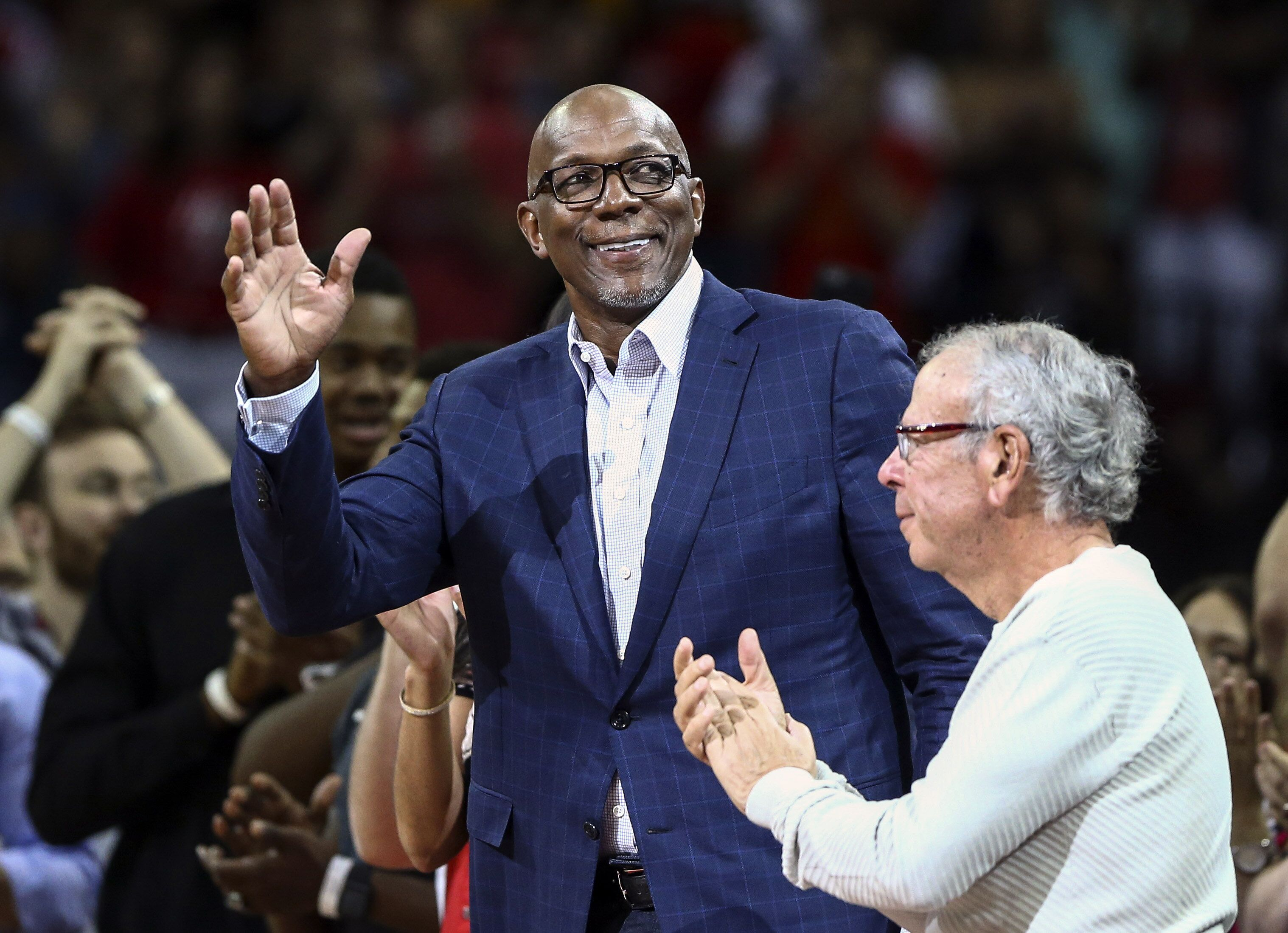 Drexler disagrees with LeBron believes super teams started in the