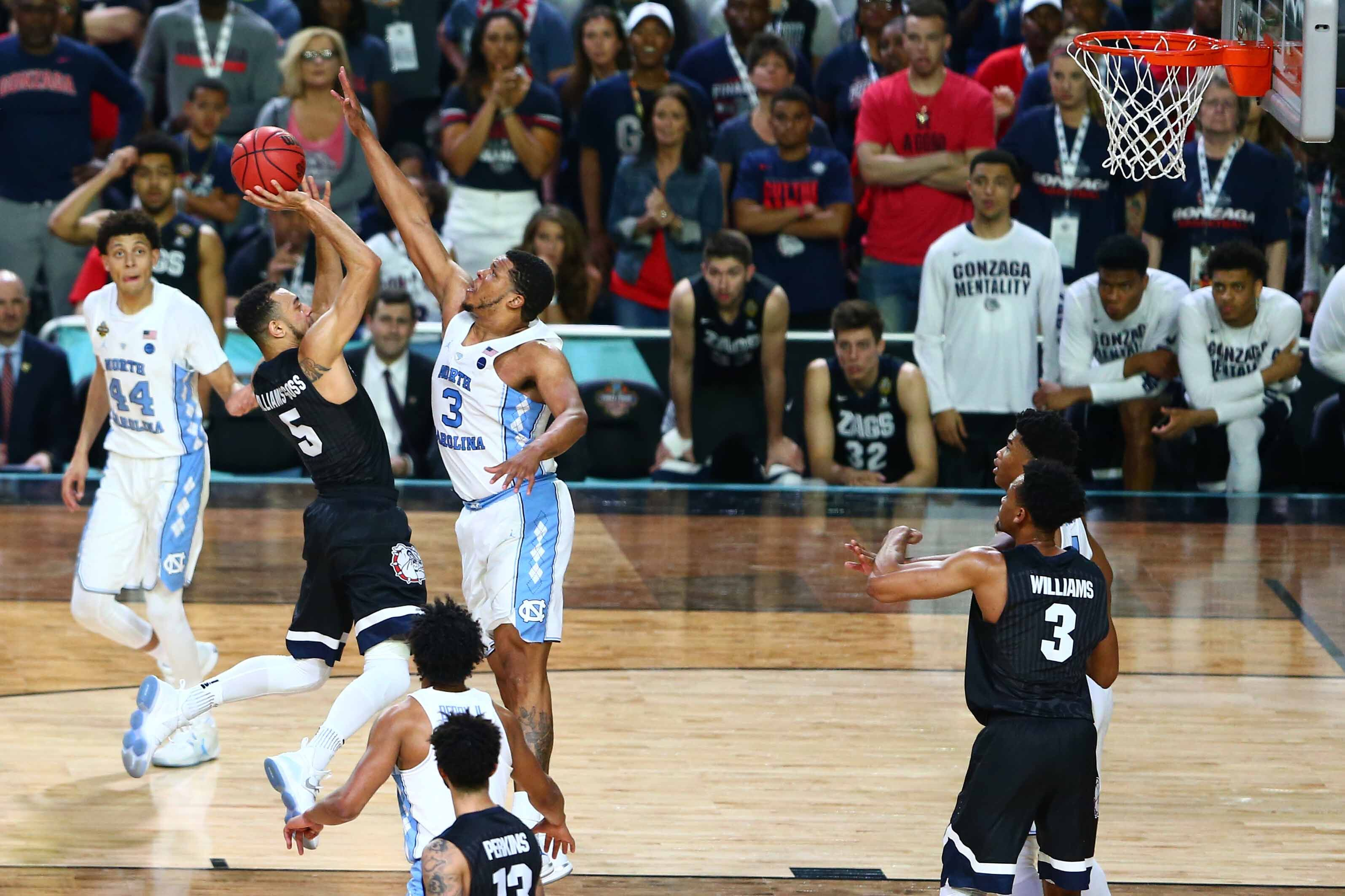Highlights from the national championship gonzaga vs north carolina - National Championship 2017 Gonzaga Vs North Carolina Highlights Score And Recap