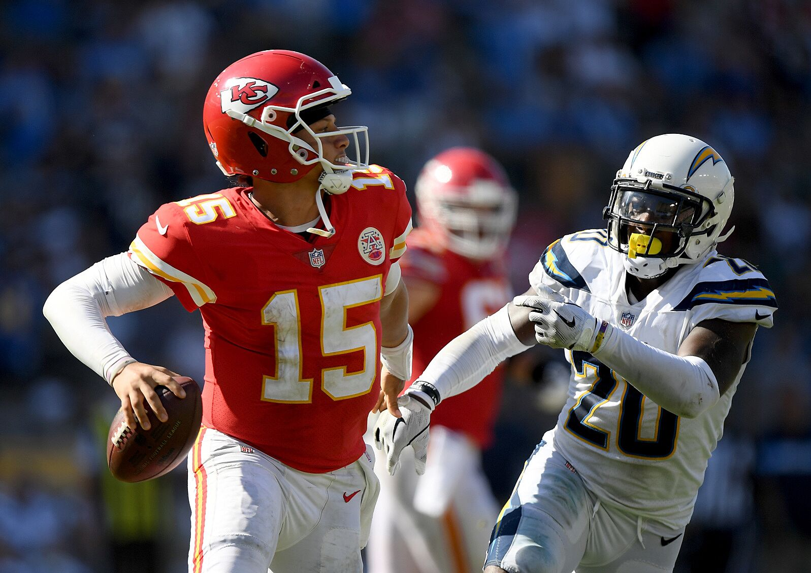 Thursday Night Football - Chiefs and Chargers Start or Sit dfadcf332