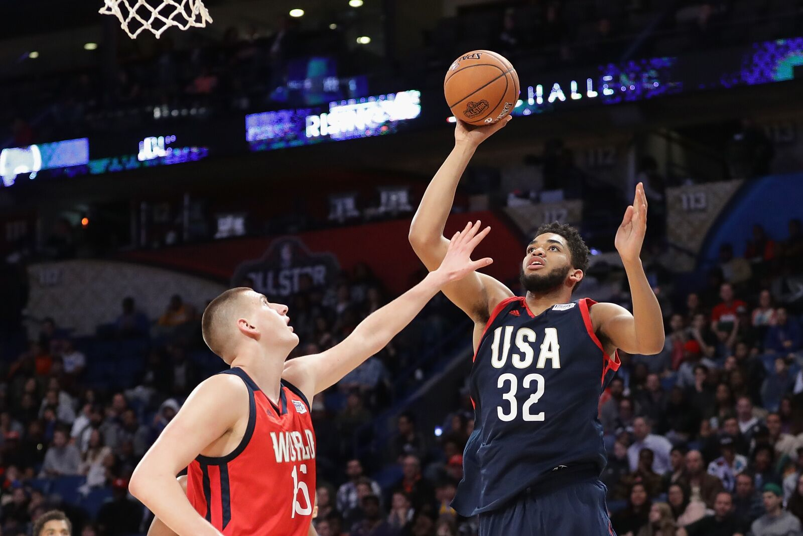 DraftKings NBA Picks February 8: Big man roulette