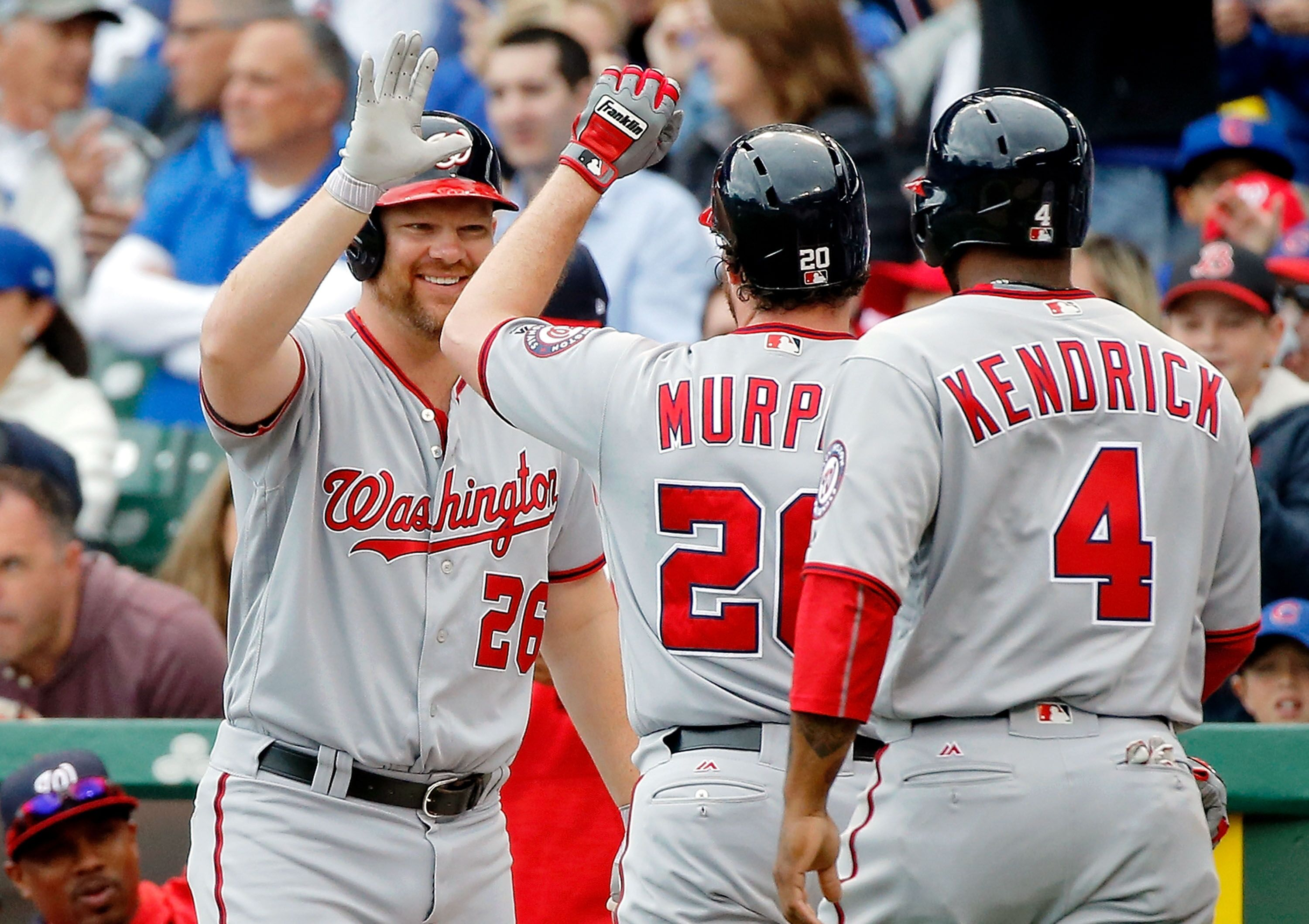 Washington Nationals Chicago Cubs Fanduel To Pay Out On