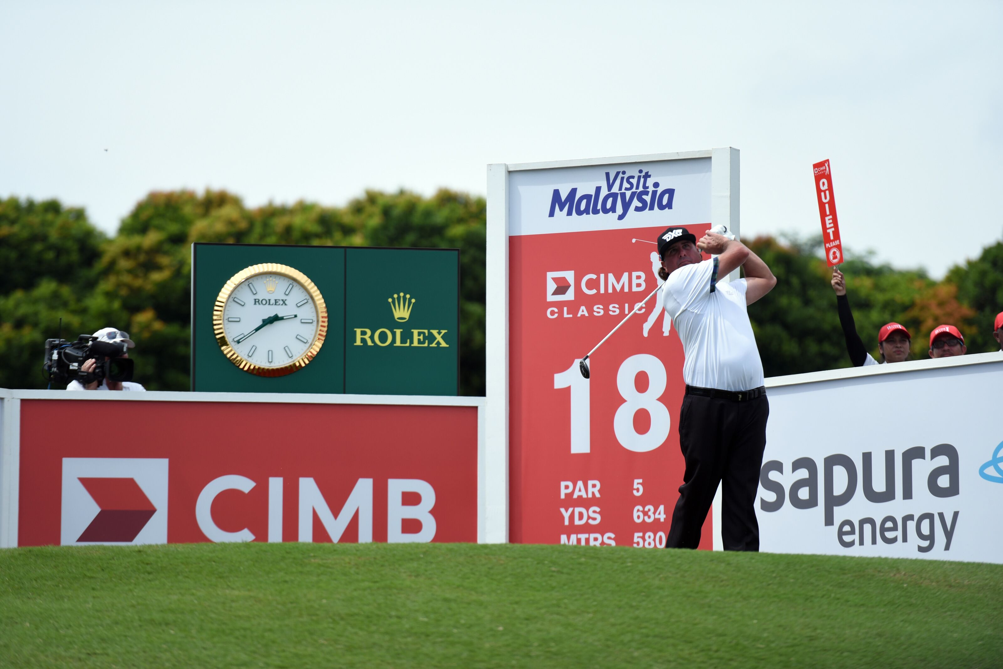 DFS Golf: CIMB Classic – Primer and Course Preview