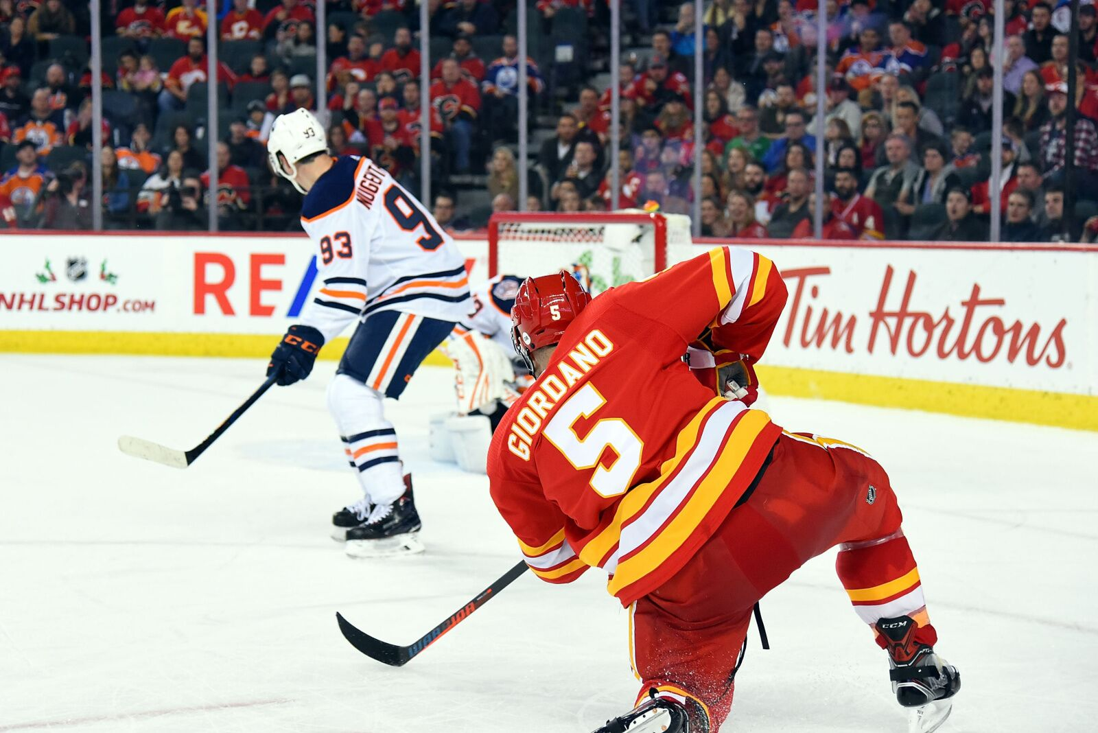 Calgary Flames: Making the Norris Case for Mark Giordano