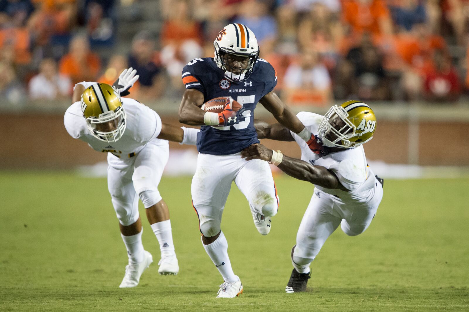 Auburn Football Tall Task But Shaun Shivers Could Join This Elite