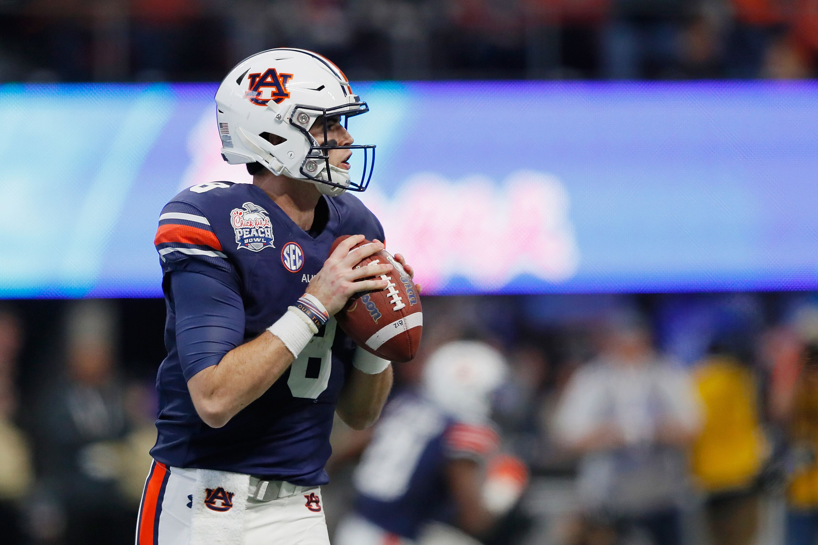 Auburn Depth Chart Yzing Key Pieces What It Means For Matchup Vs Washington