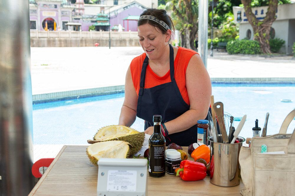 Sara Bradley, Top Chef Kentucky runner up, did her home state proud, interview