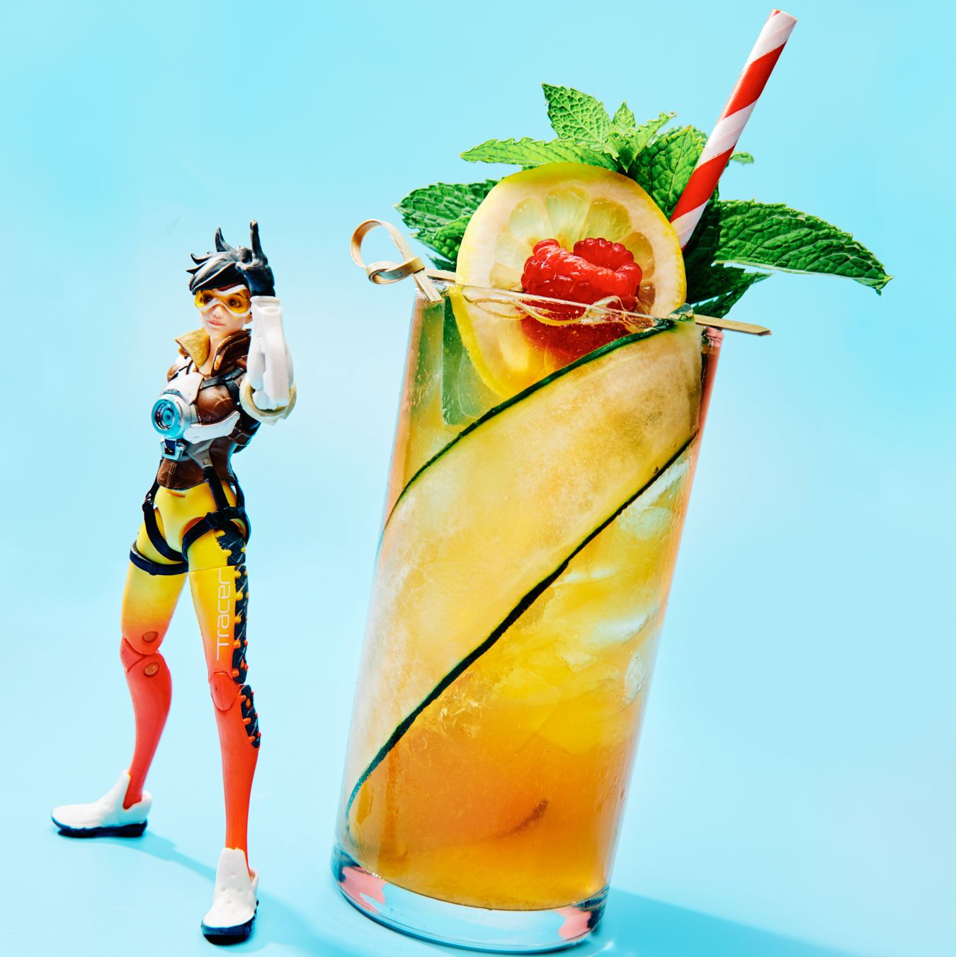 Get your game on with these video game themed cocktails