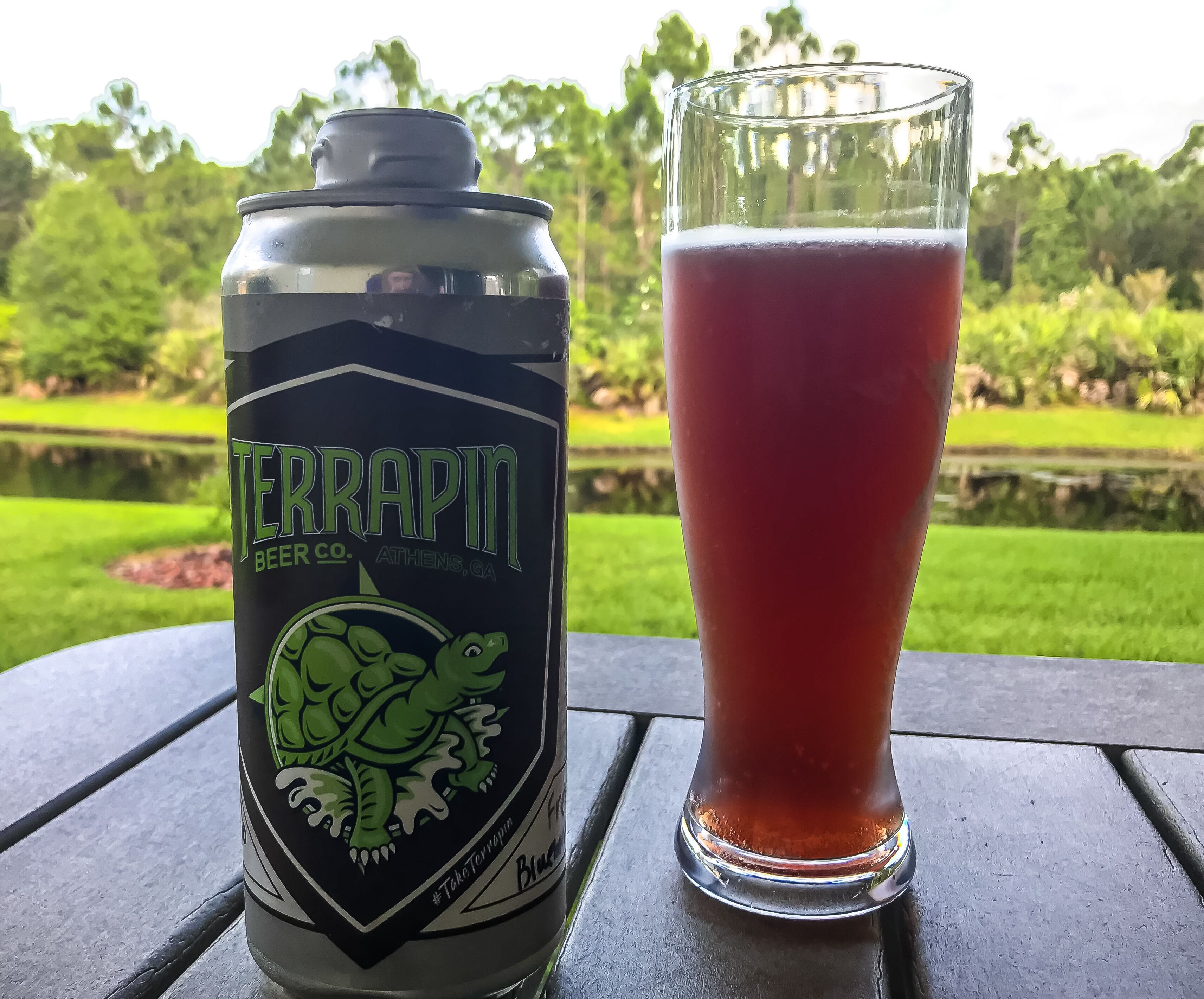 Terrapin Beer scores a home run with Frenchy's Blues beer