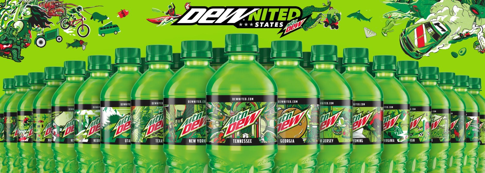 Best Mountain Dew flavors ranked: Where does Baja Blast stand?
