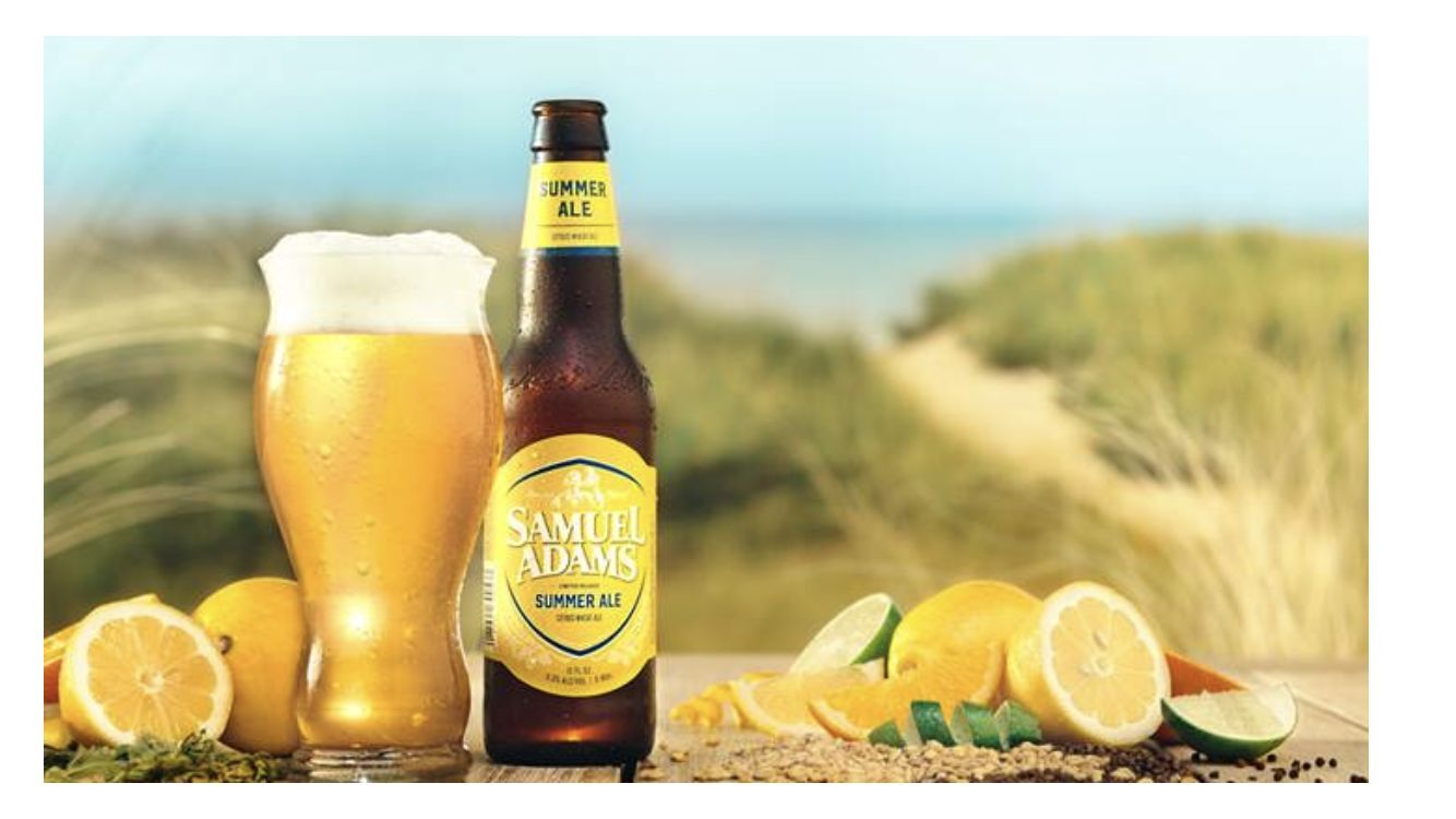 The perfect beach beer is just a sip away!