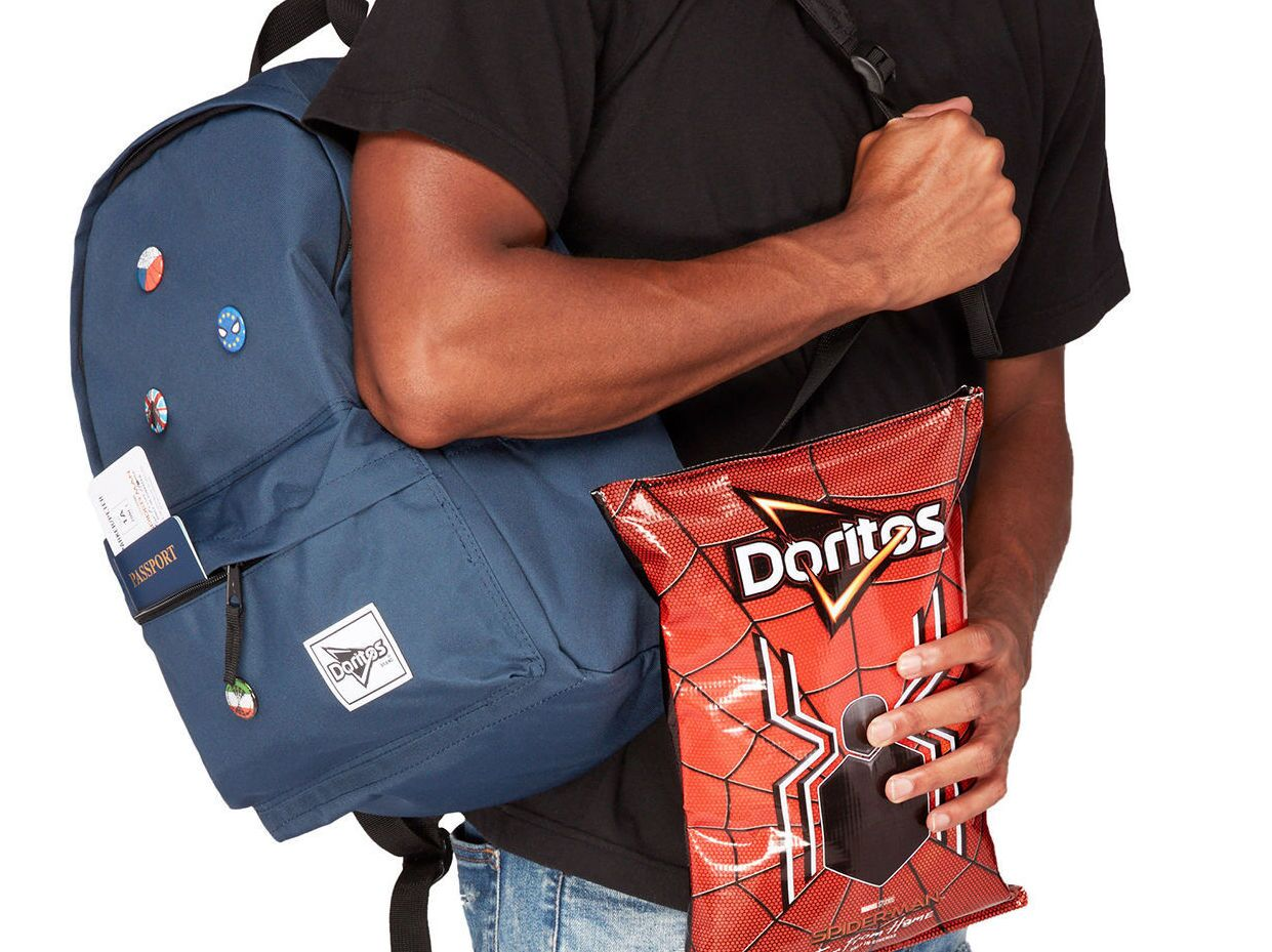 From Doritos Incognito to Ruffles Ridge LX2 sneakers food fashion is everywhere