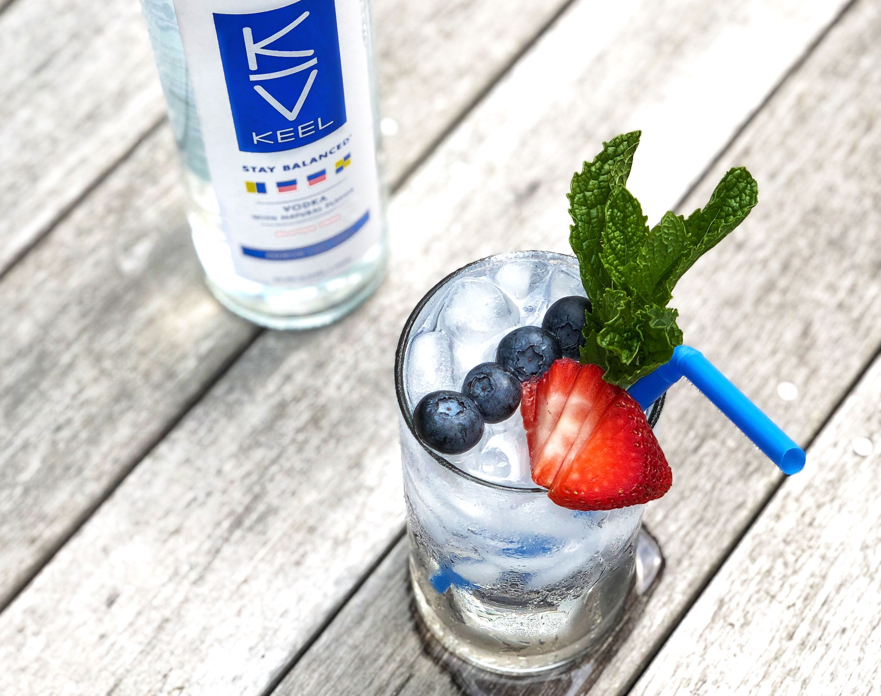 Toast to the red, white and blue: Cheers to patriotic cocktails