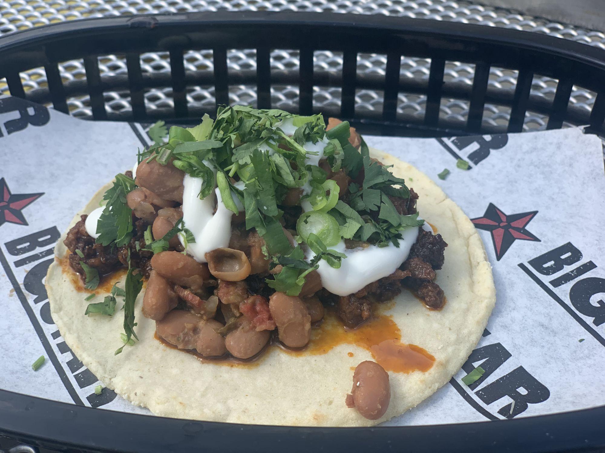 Chef Paul Kahan unveils MorningStar Farms Chorizo Taco to the delight of flexitarians