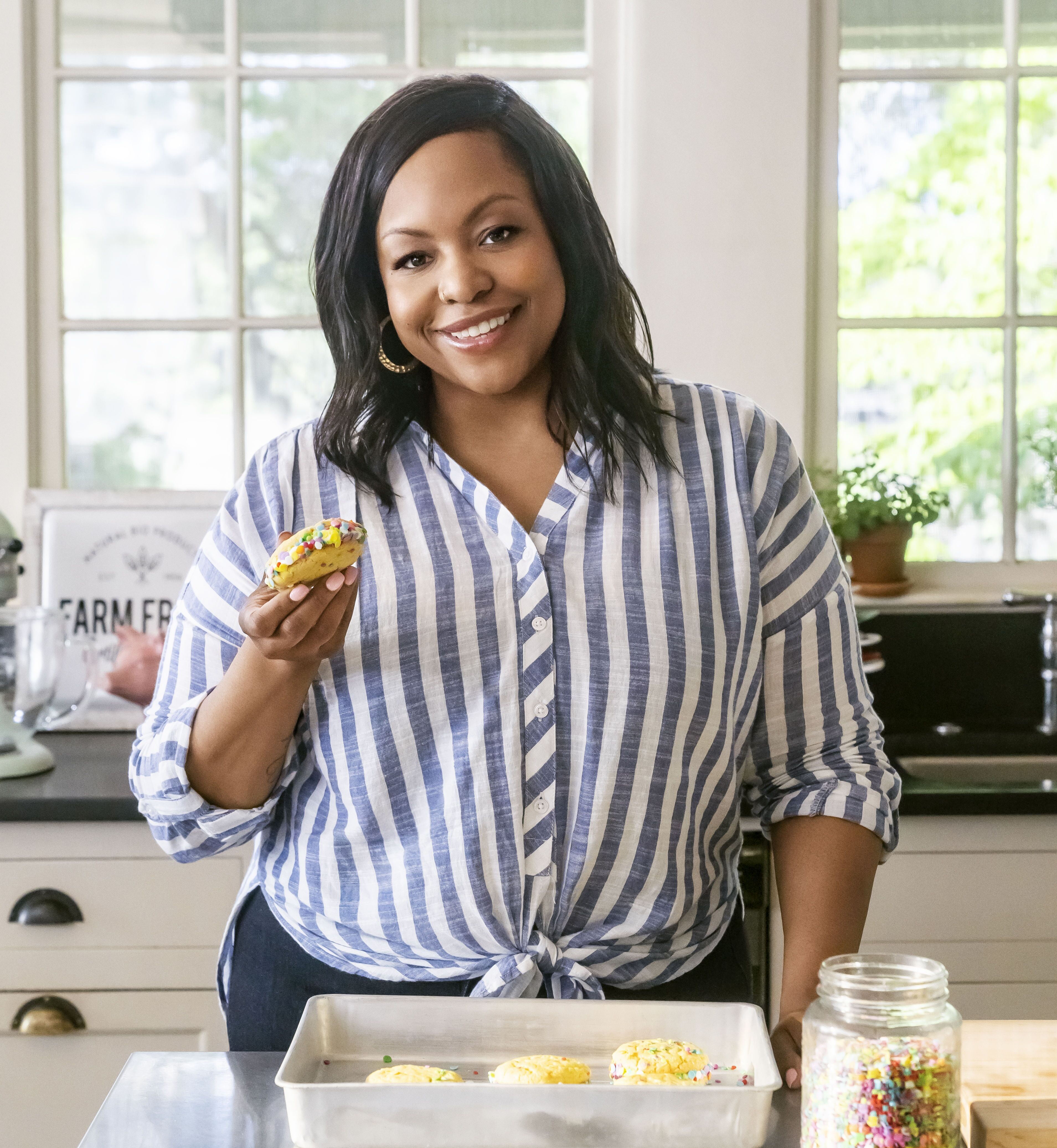 Kardea Brown, Delicious Miss Brown, inspires Food Network viewers with family traditions