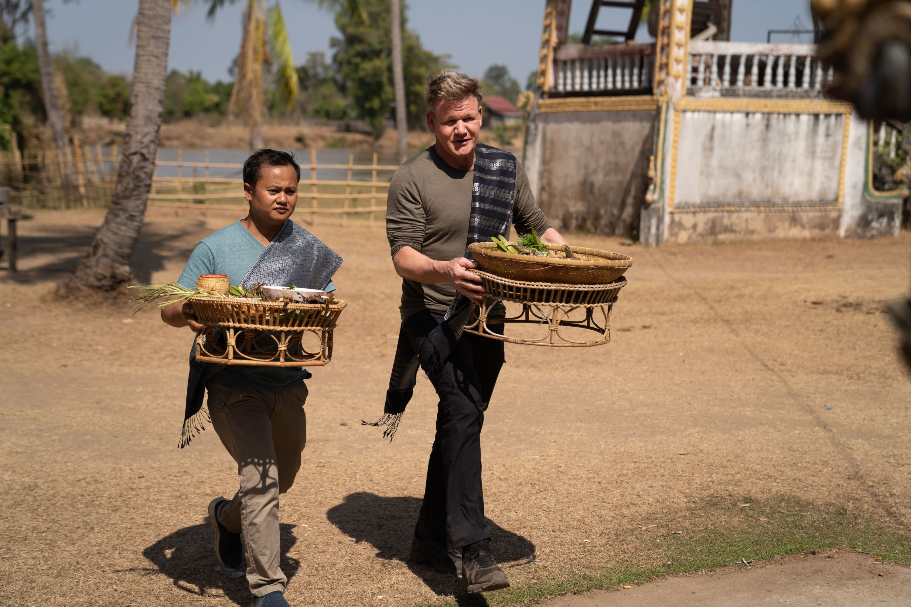 Gordon Ramsay Uncharted: Laos brings foraging to a new level