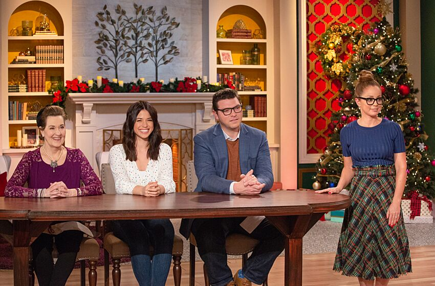 Holiday Gingerbread Showdown Season 1 episode 1 recap: More than