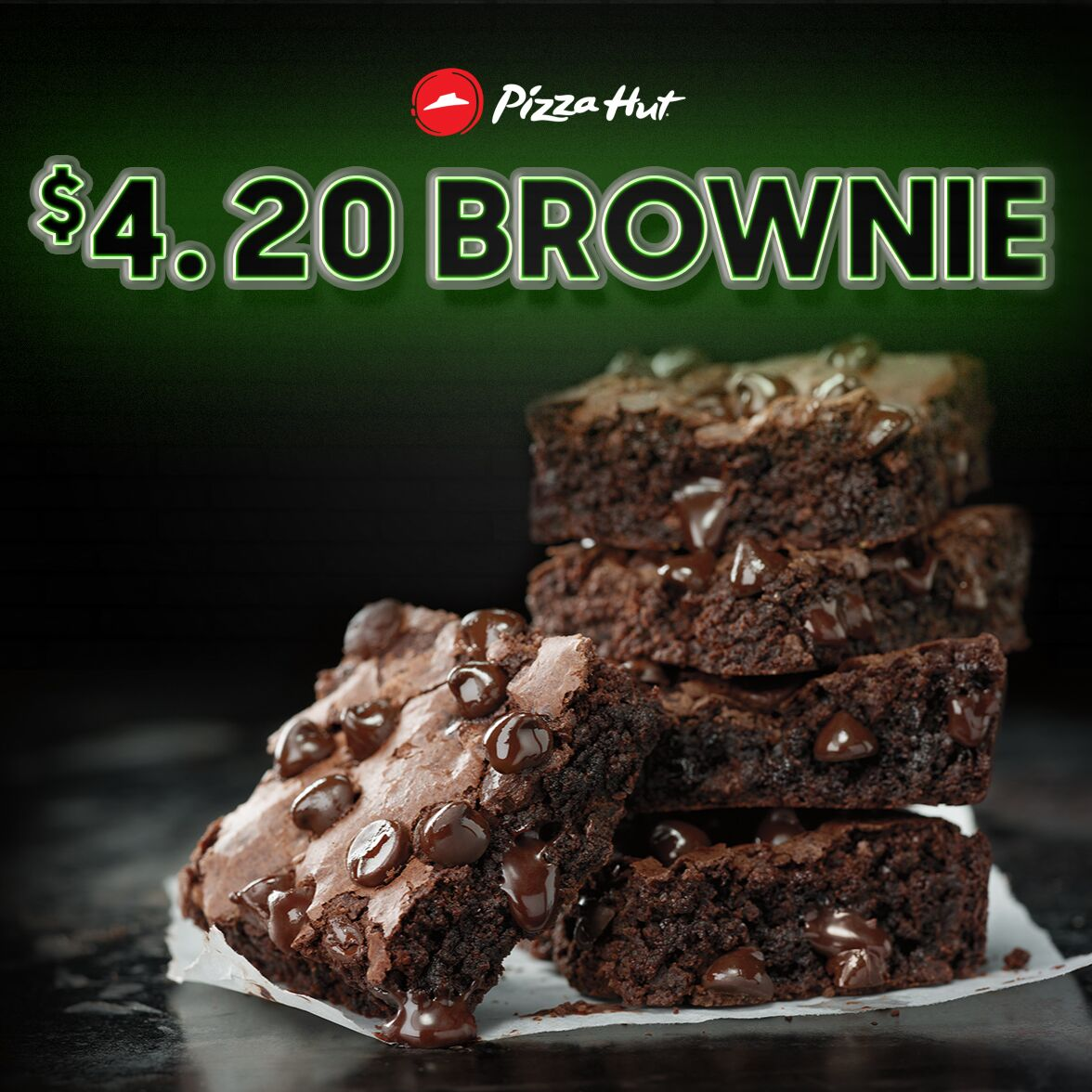 Got munchies? Pizza Hut offers a satisfying, sweet deal