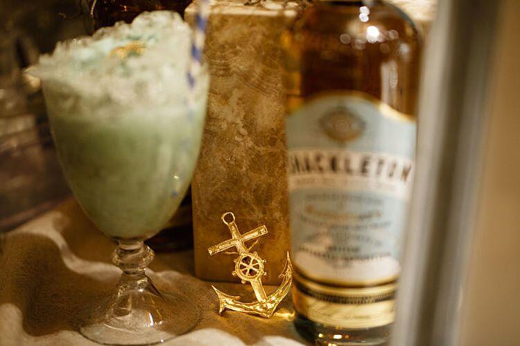 World Whisky Day, Artic Seas, photo provided by Shackleton Whisky