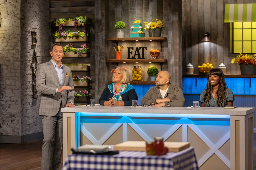 Spring Baking Championship review: Easter bonnets are picture perfect